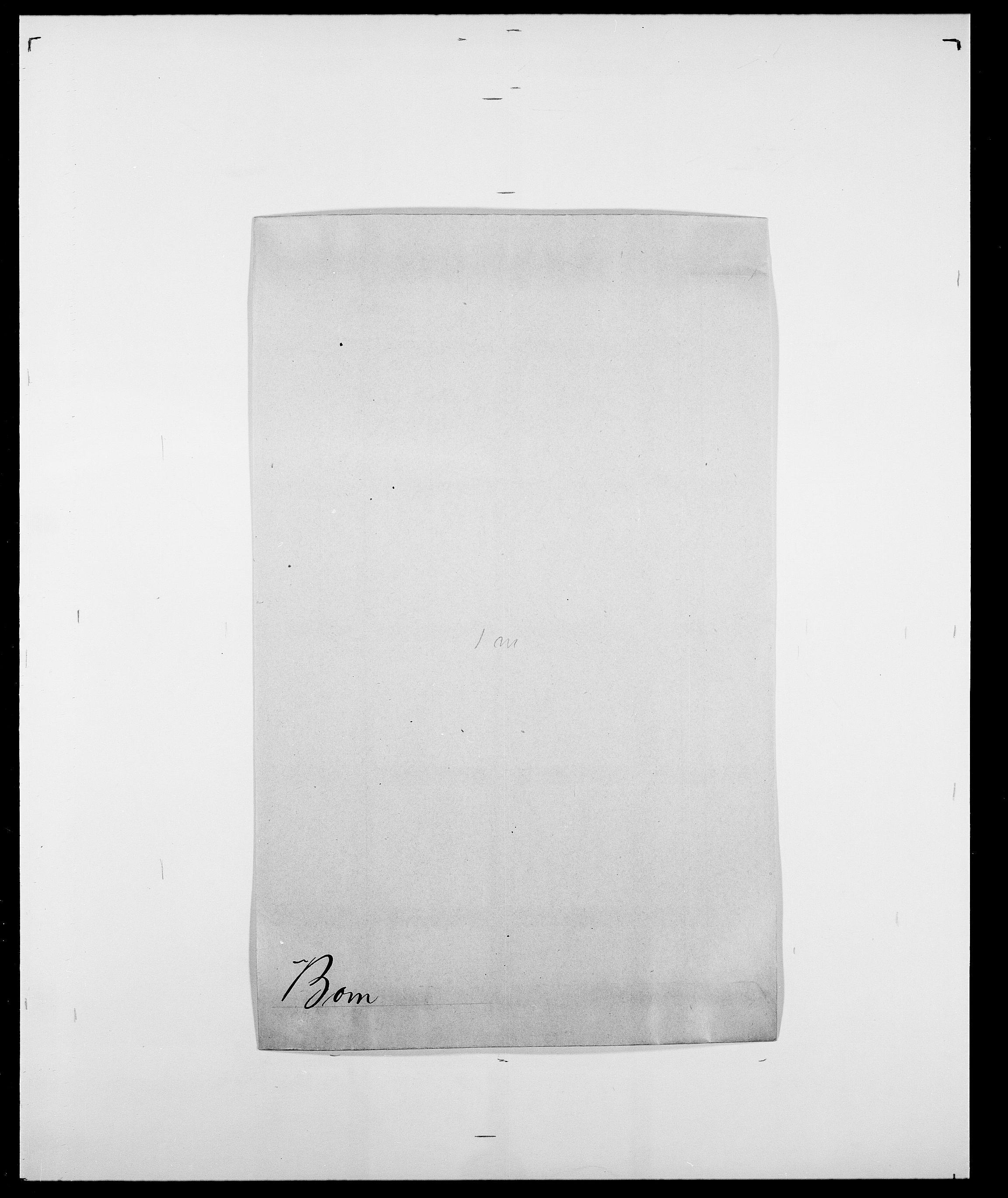SAO, Delgobe, Charles Antoine - samling, D/Da/L0005: Boalth - Brahm, s. 104