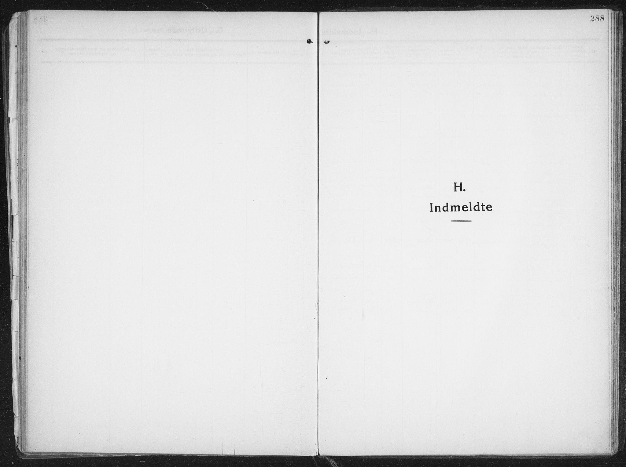 SATØ, Lenvik sokneprestembete, H/Ha: Ministerialbok nr. 16, 1910-1924, s. 288