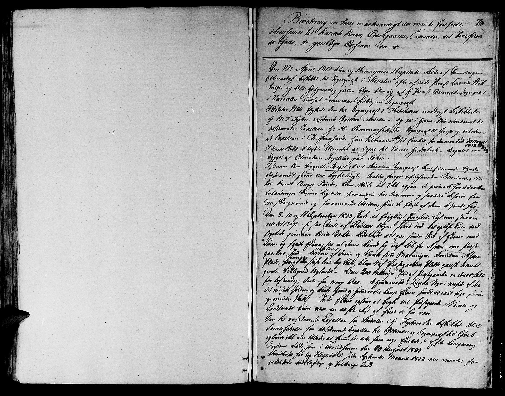 SAT, Ministerialprotokoller, klokkerbøker og fødselsregistre - Nord-Trøndelag, 709/L0070: Ministerialbok nr. 709A10, 1820-1832, s. 710