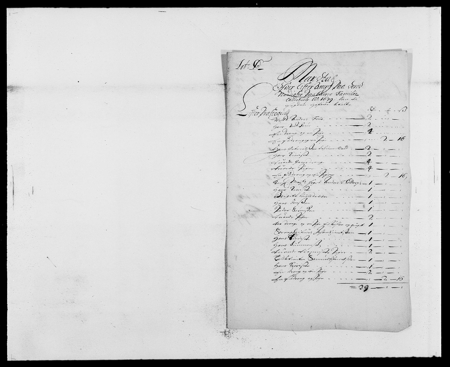 RA, Rentekammeret inntil 1814, Reviderte regnskaper, Fogderegnskap, R41/L2530: Fogderegnskap Lista, 1677-1679, s. 364