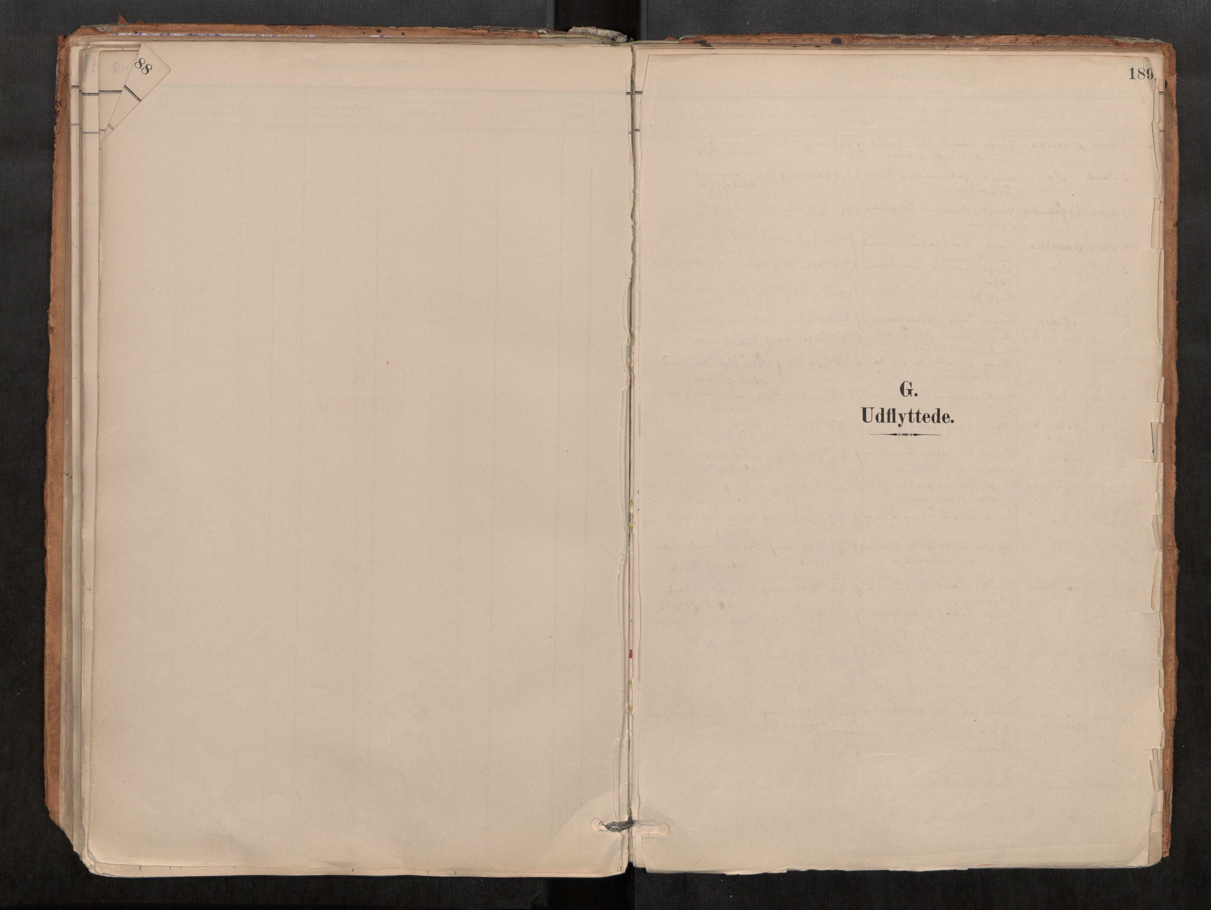 SAT, Grytten sokneprestkontor, Ministerialbok nr. 546A03, 1882-1920, s. 189