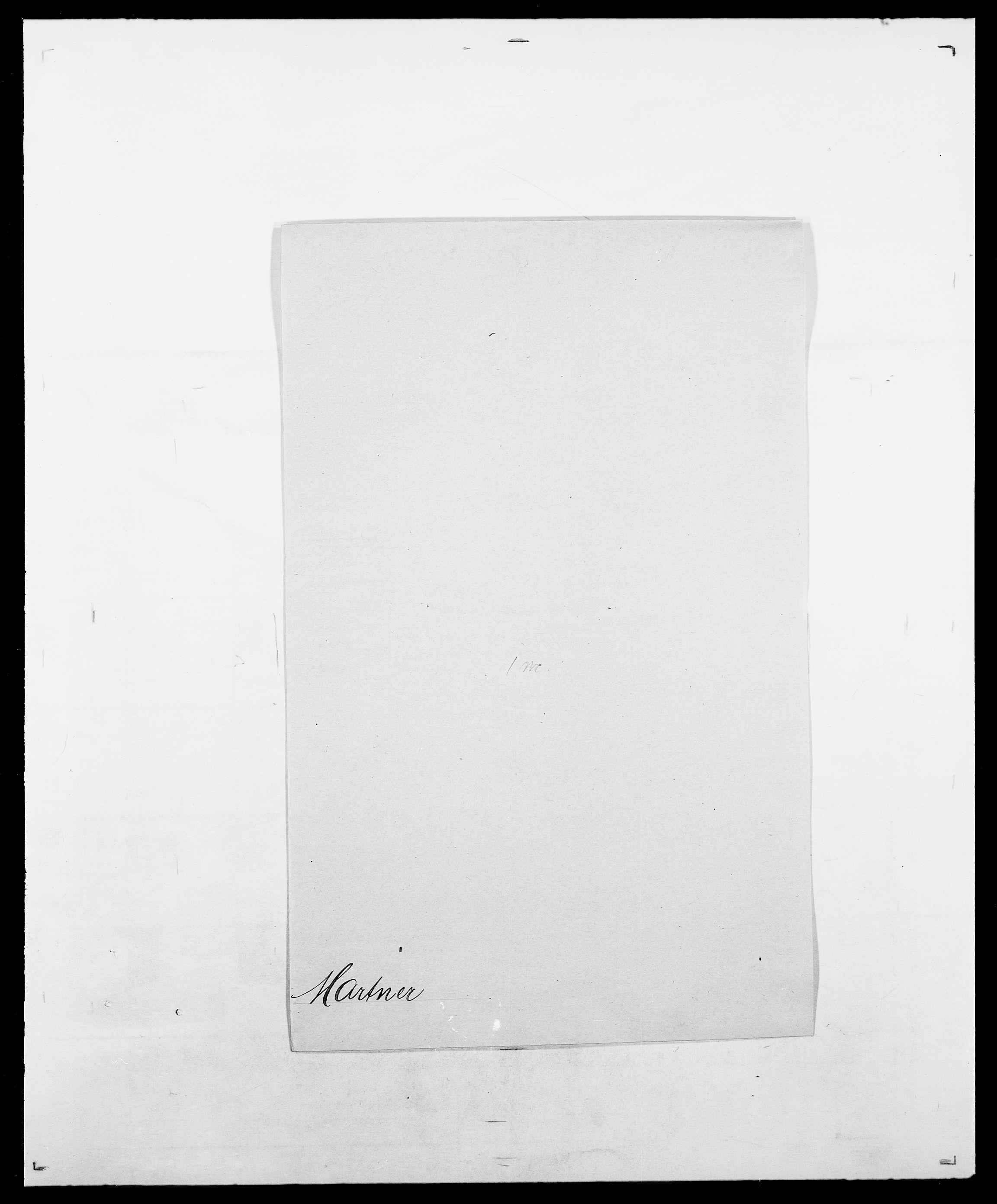 SAO, Delgobe, Charles Antoine - samling, D/Da/L0025: Løberg - Mazar, s. 497