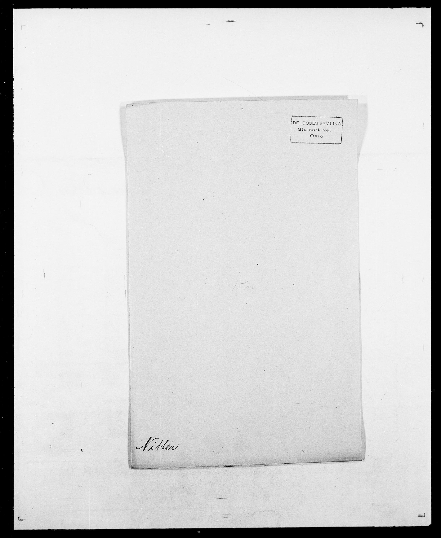 SAO, Delgobe, Charles Antoine - samling, D/Da/L0028: Naaden - Nøvik, s. 354