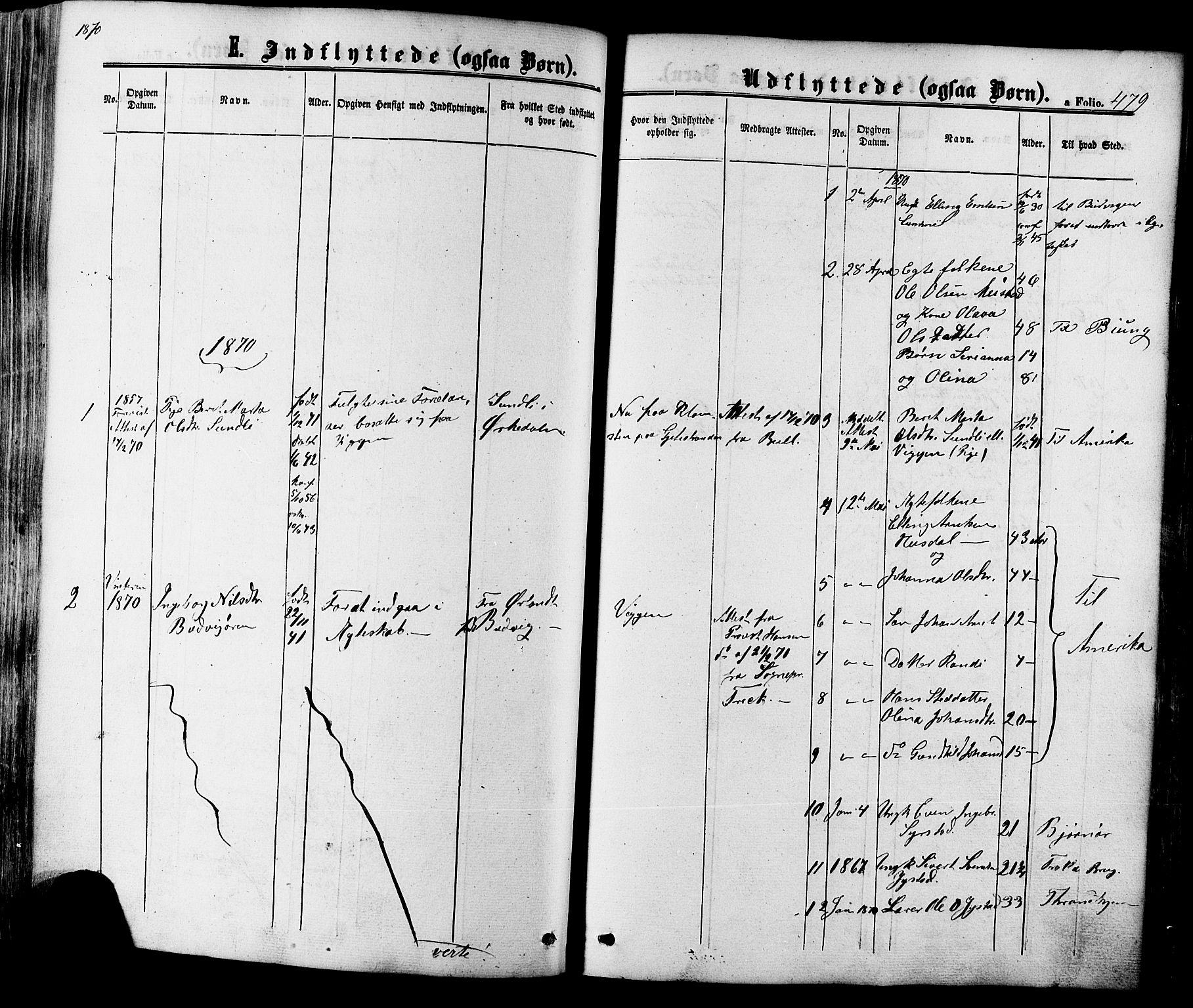 SAT, Ministerialprotokoller, klokkerbøker og fødselsregistre - Sør-Trøndelag, 665/L0772: Ministerialbok nr. 665A07, 1856-1878, s. 479