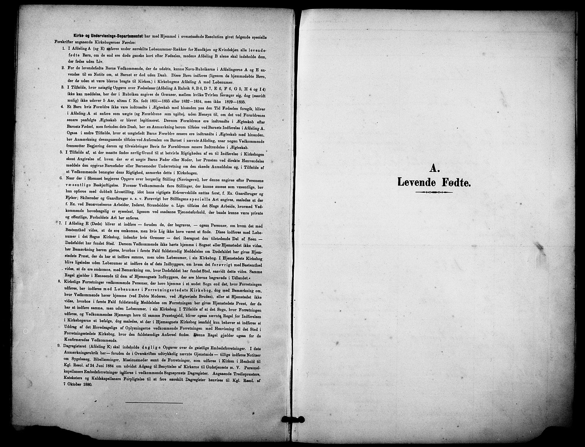 SAKO, Skåtøy kirkebøker, G/Gb/L0001: Klokkerbok nr. II 1, 1892-1916