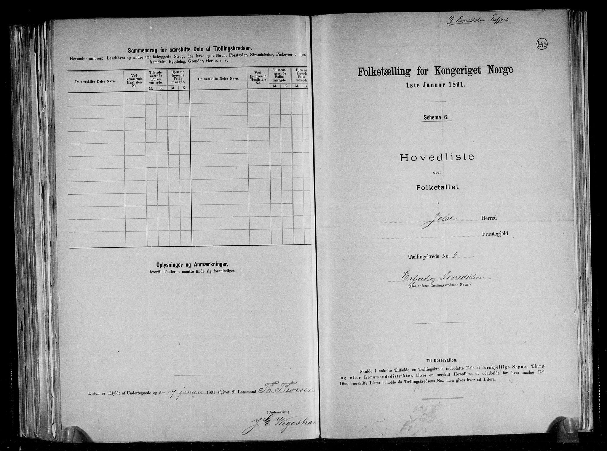 RA, Folketelling 1891 for 1138 Jelsa herred, 1891, s. 22