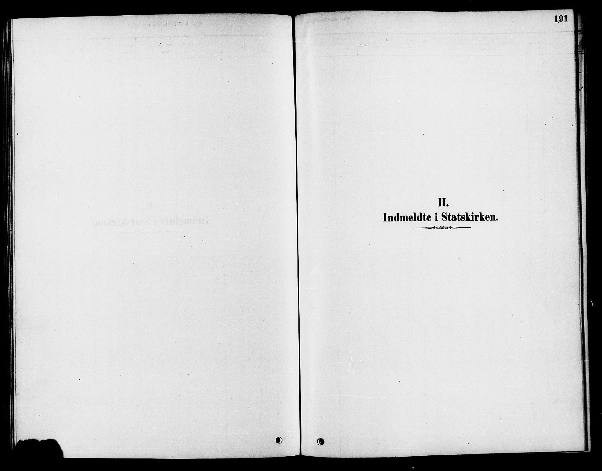 SAH, Søndre Land prestekontor, K/L0002: Ministerialbok nr. 2, 1878-1894, s. 191