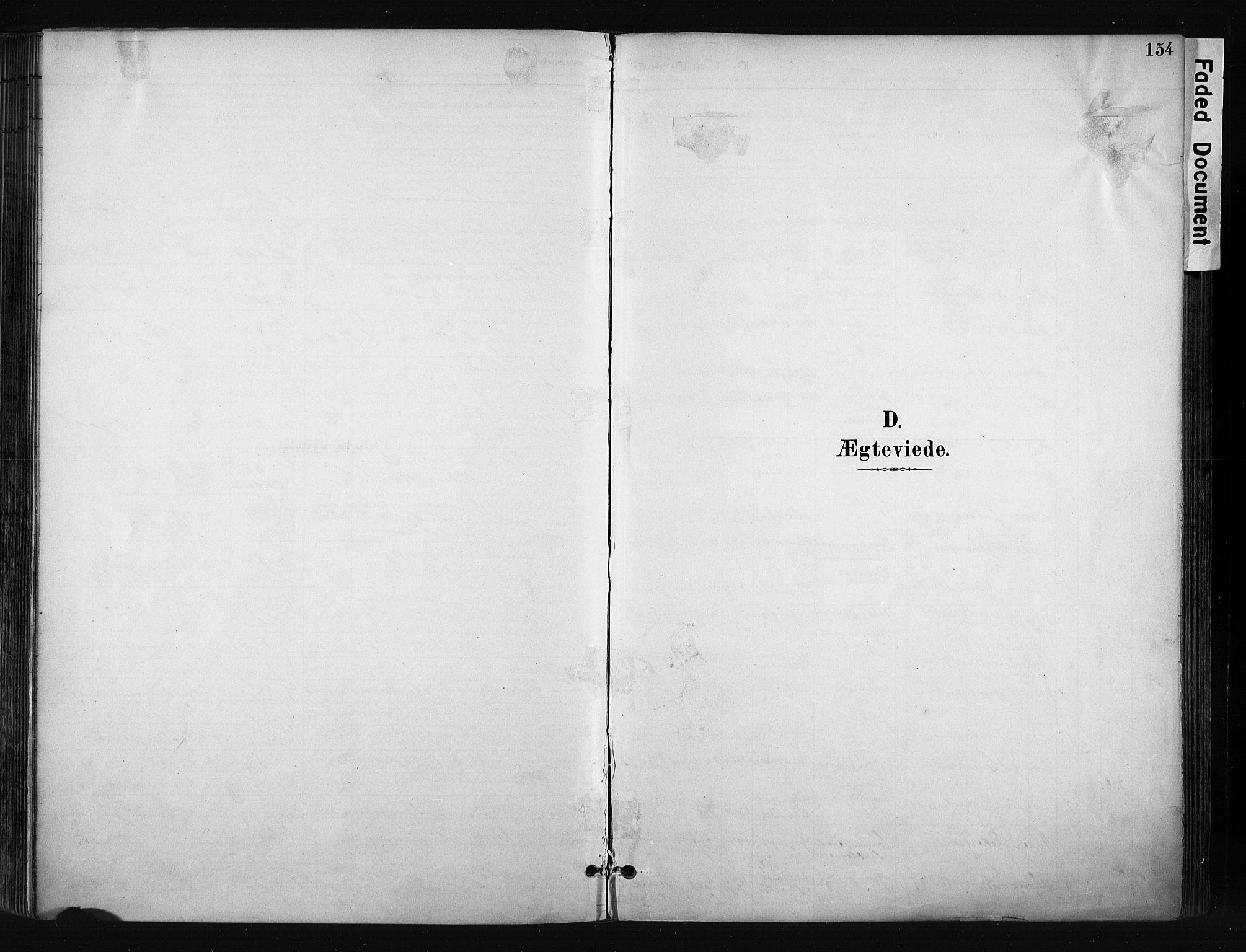 SAH, Gran prestekontor, Ministerialbok nr. 17, 1889-1897, s. 154