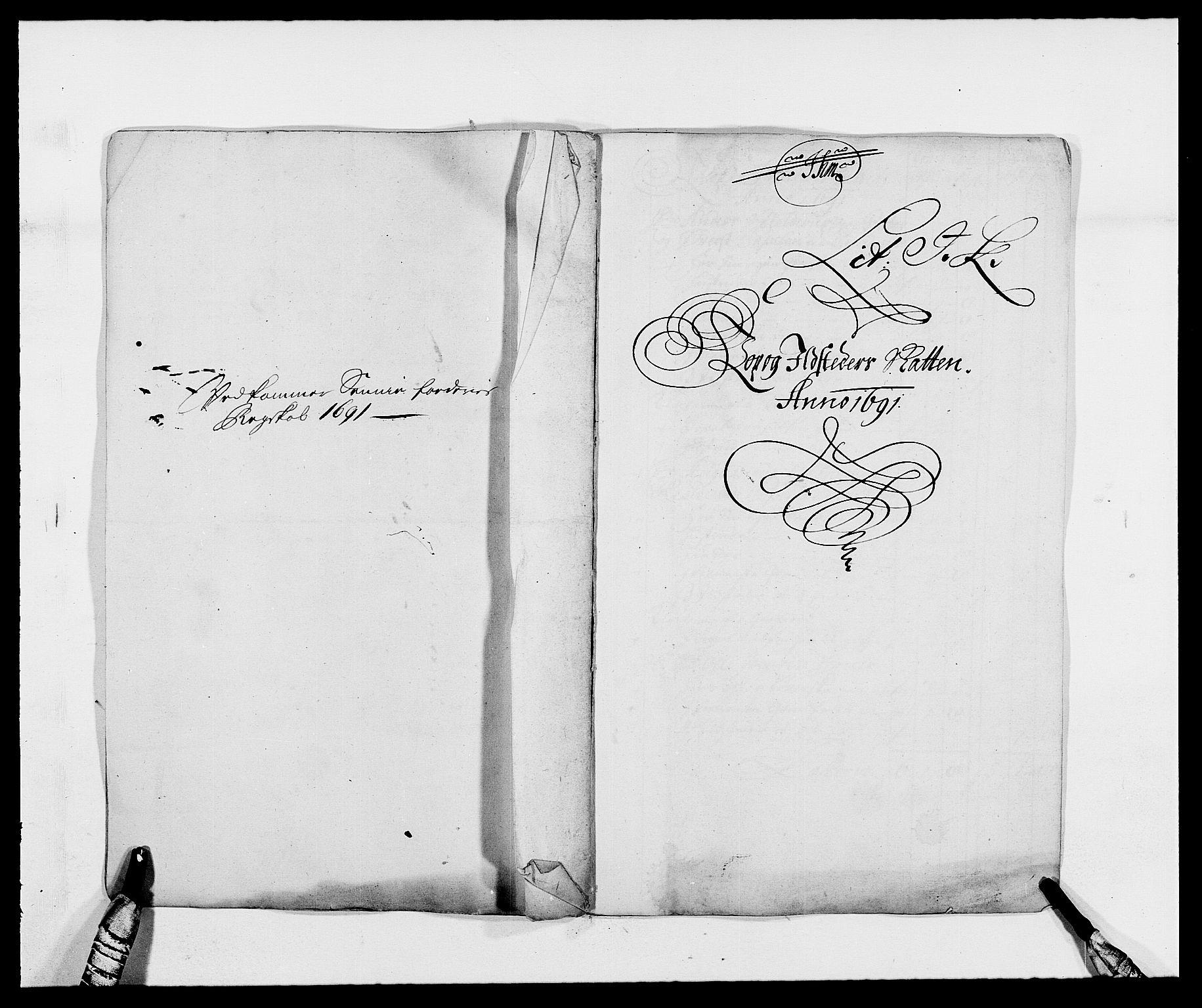 RA, Rentekammeret inntil 1814, Reviderte regnskaper, Fogderegnskap, R68/L4752: Fogderegnskap Senja og Troms, 1691-1693, s. 73