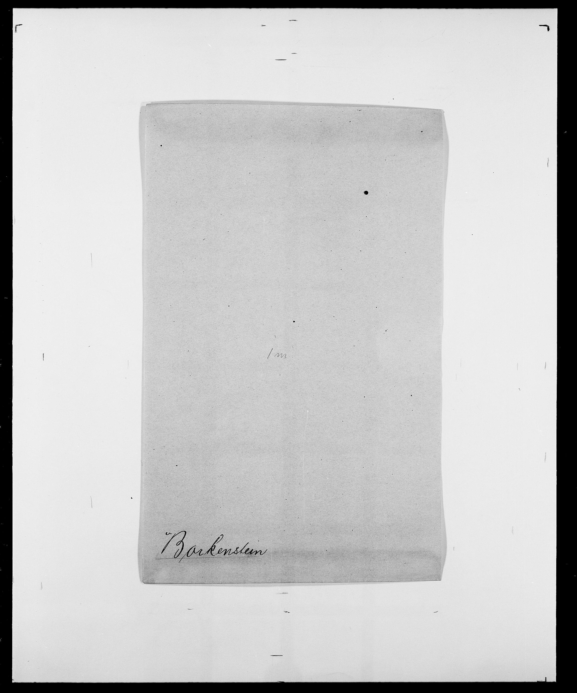 SAO, Delgobe, Charles Antoine - samling, D/Da/L0005: Boalth - Brahm, s. 289