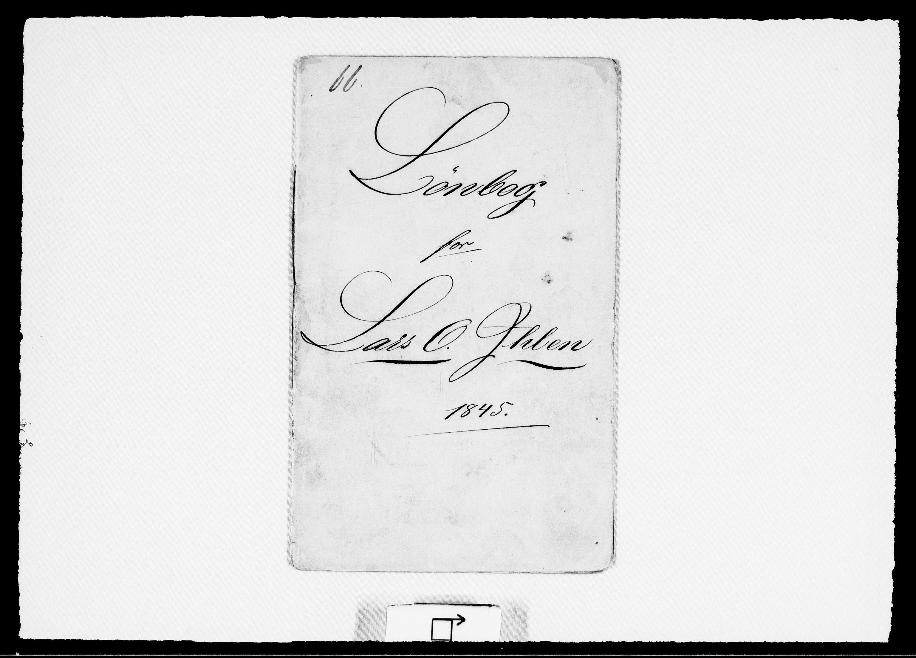 RA, Modums Blaafarveværk, G/Gd/Gdd/L0300, 1845-1849, s. 2
