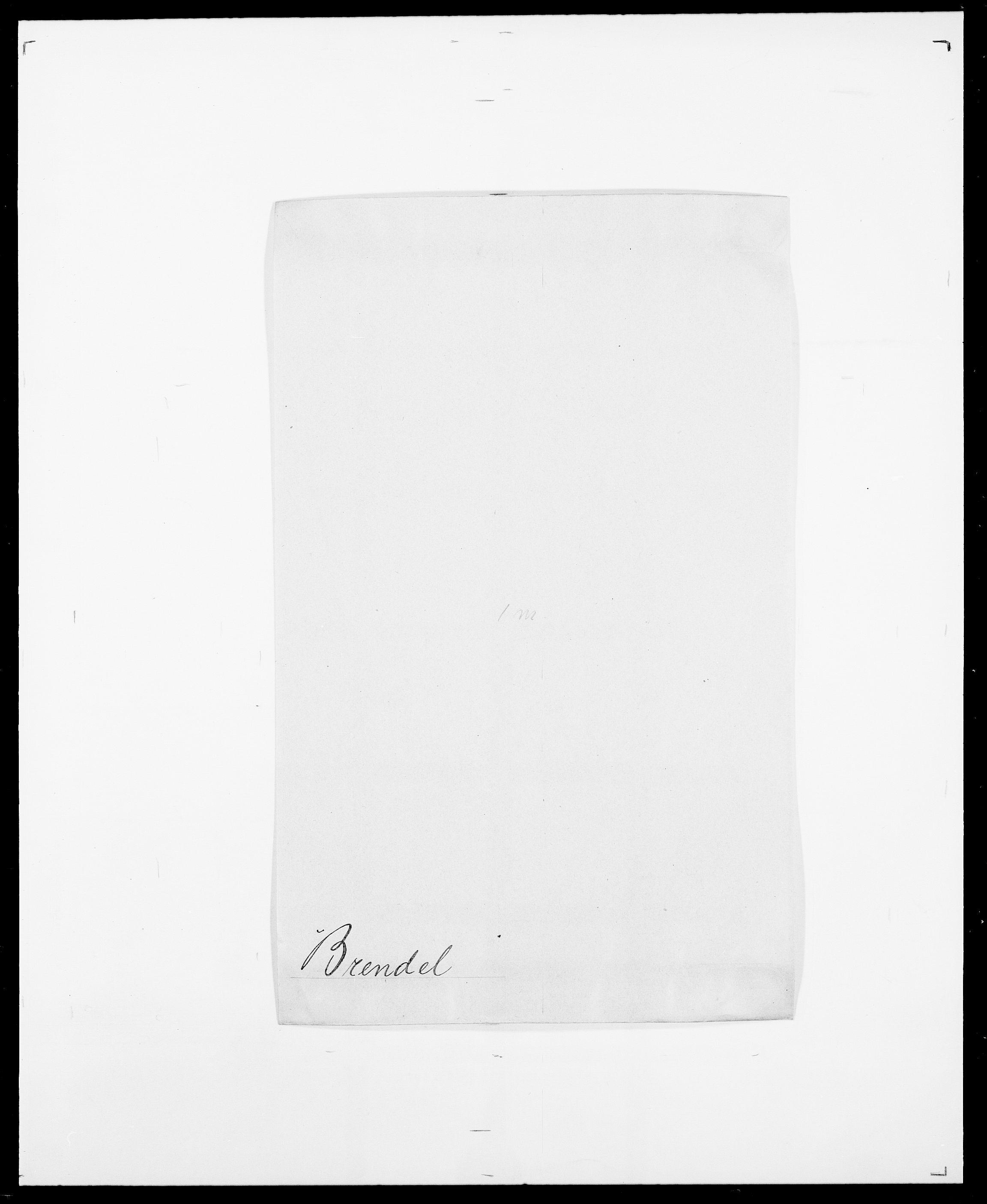 SAO, Delgobe, Charles Antoine - samling, D/Da/L0006: Brambani - Brønø, s. 315