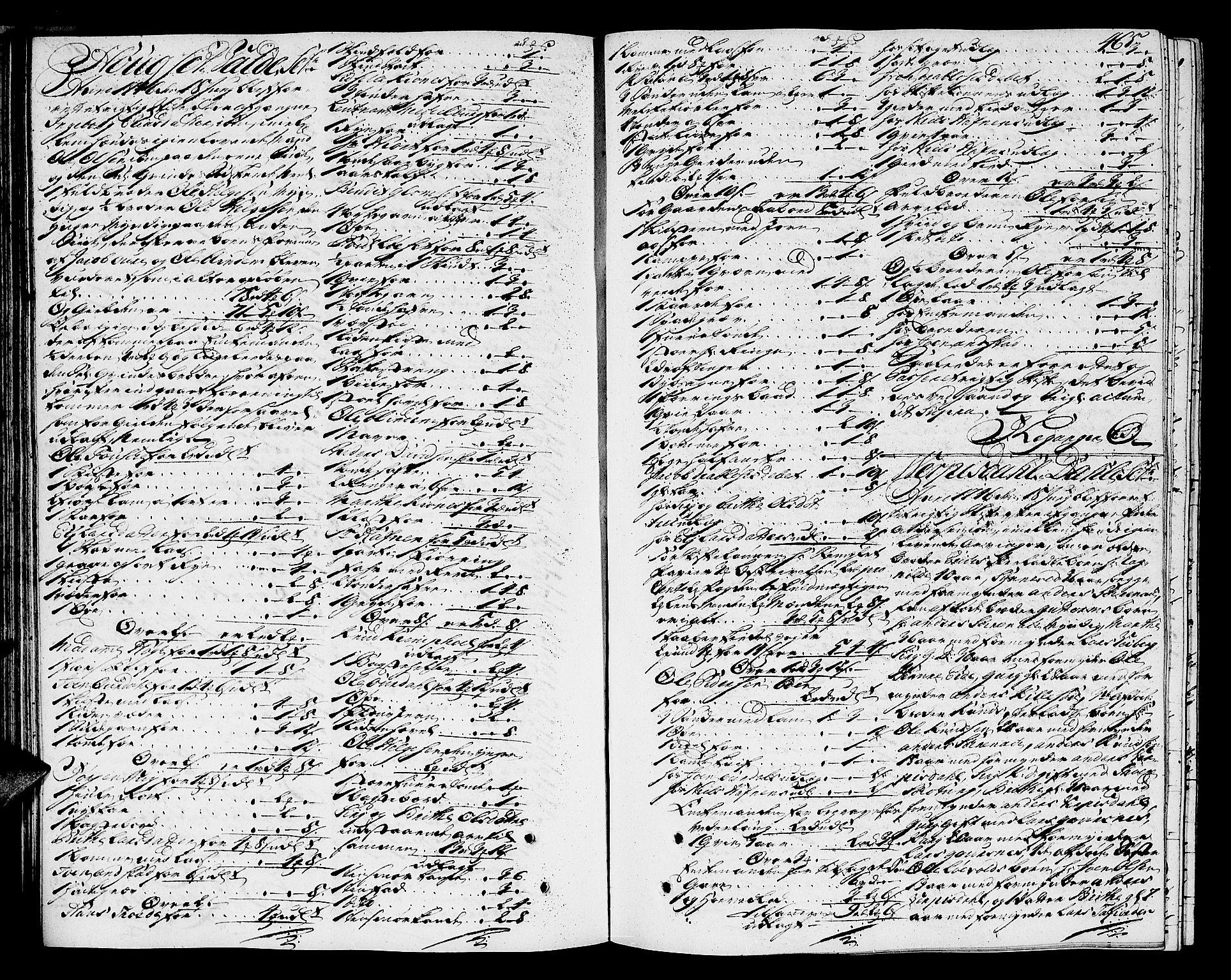 SAT, Sunnmøre sorenskriveri, 3/3A/L0016: Skifteprotokoll 12B, 1746-1749, s. 464b-465a