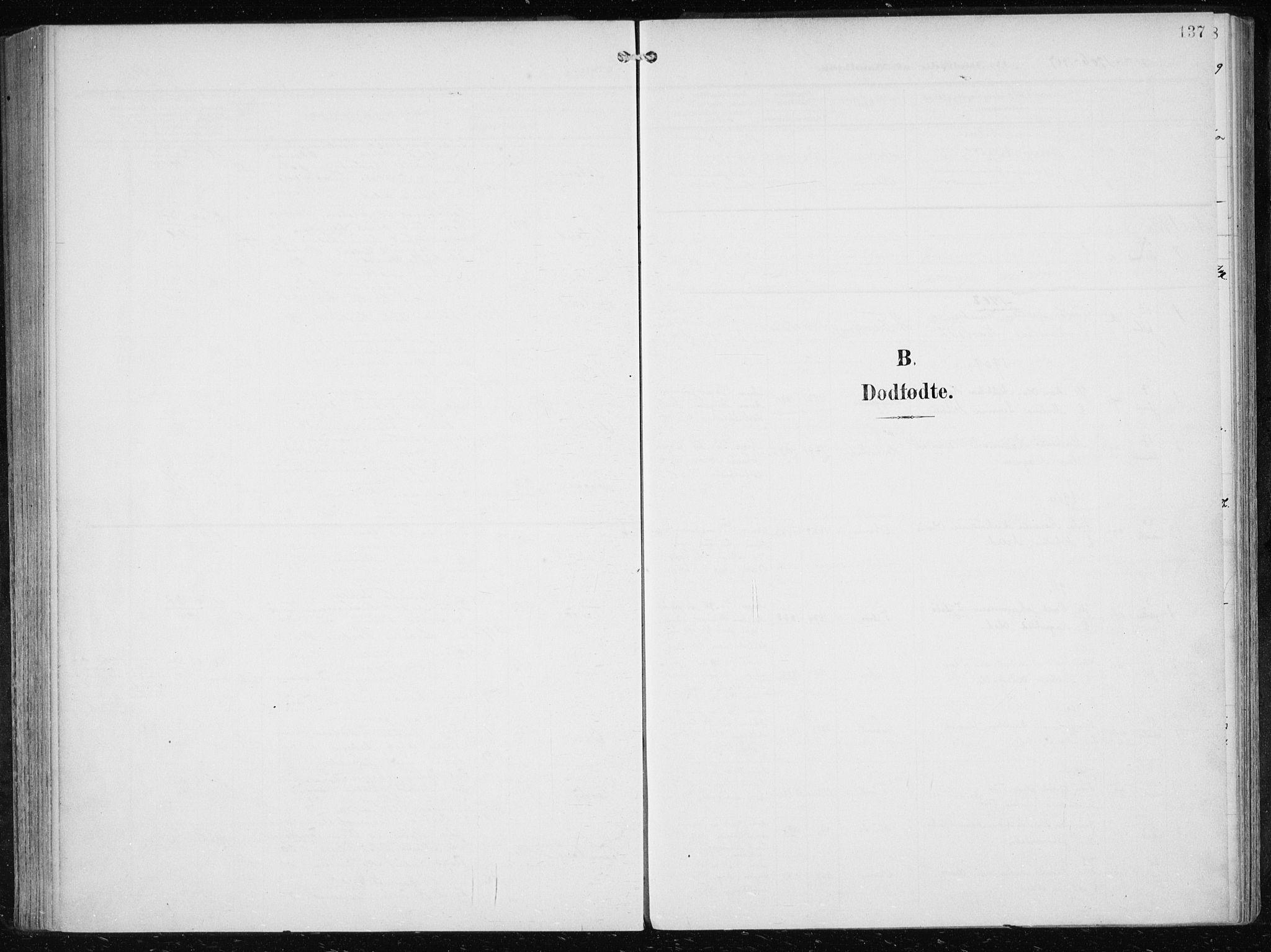 SAB, Herdla Sokneprestembete, H/Haa: Ministerialbok nr. A 5, 1905-1918, s. 137
