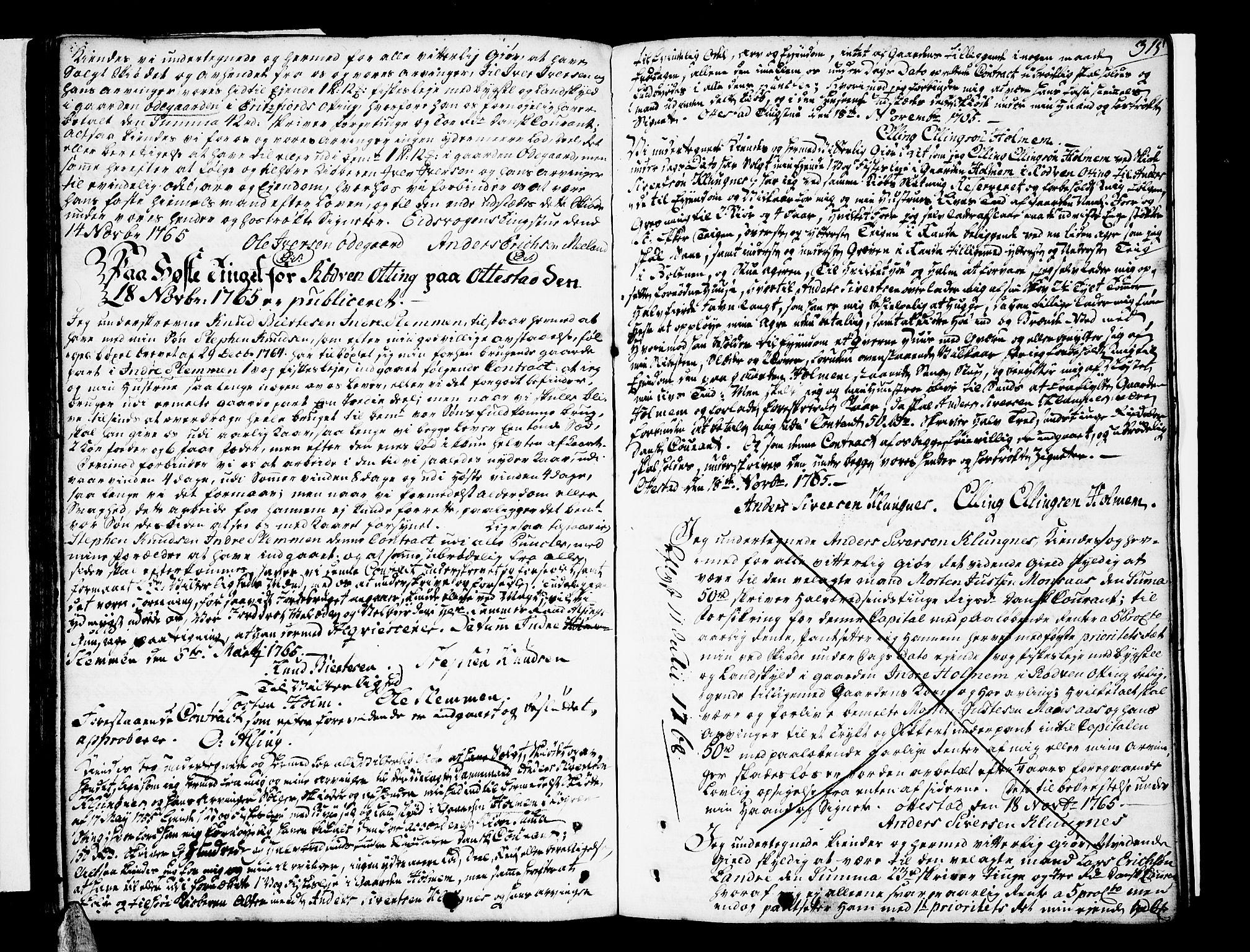 SAT, Romsdal sorenskriveri, 2/2C/L0003: Pantebok nr. 3, 1747-1767, s. 314