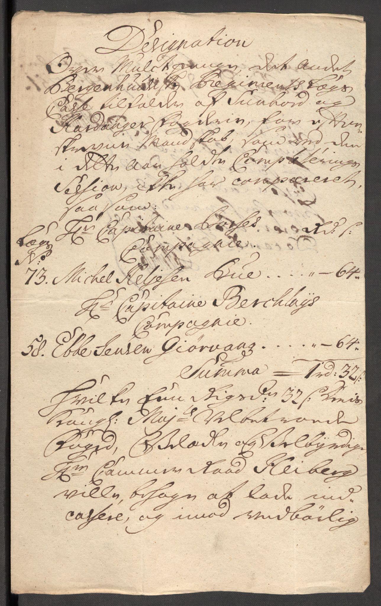 RA, Rentekammeret inntil 1814, Reviderte regnskaper, Fogderegnskap, R48/L3056: Fogderegnskap Sunnhordland og Hardanger, 1751, s. 163