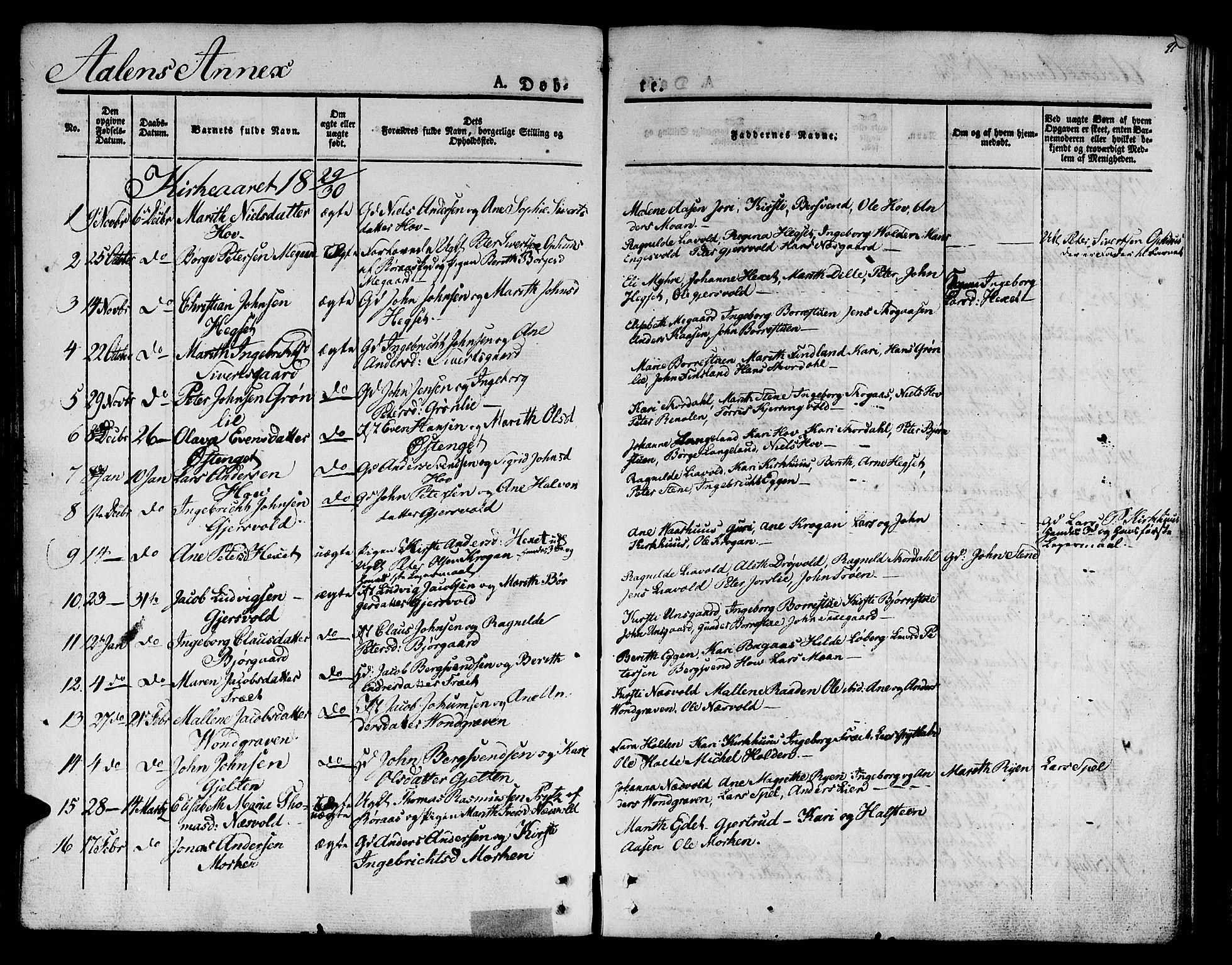 SAT, Ministerialprotokoller, klokkerbøker og fødselsregistre - Sør-Trøndelag, 685/L0959: Ministerialbok nr. 685A04 /3, 1829-1845, s. 91
