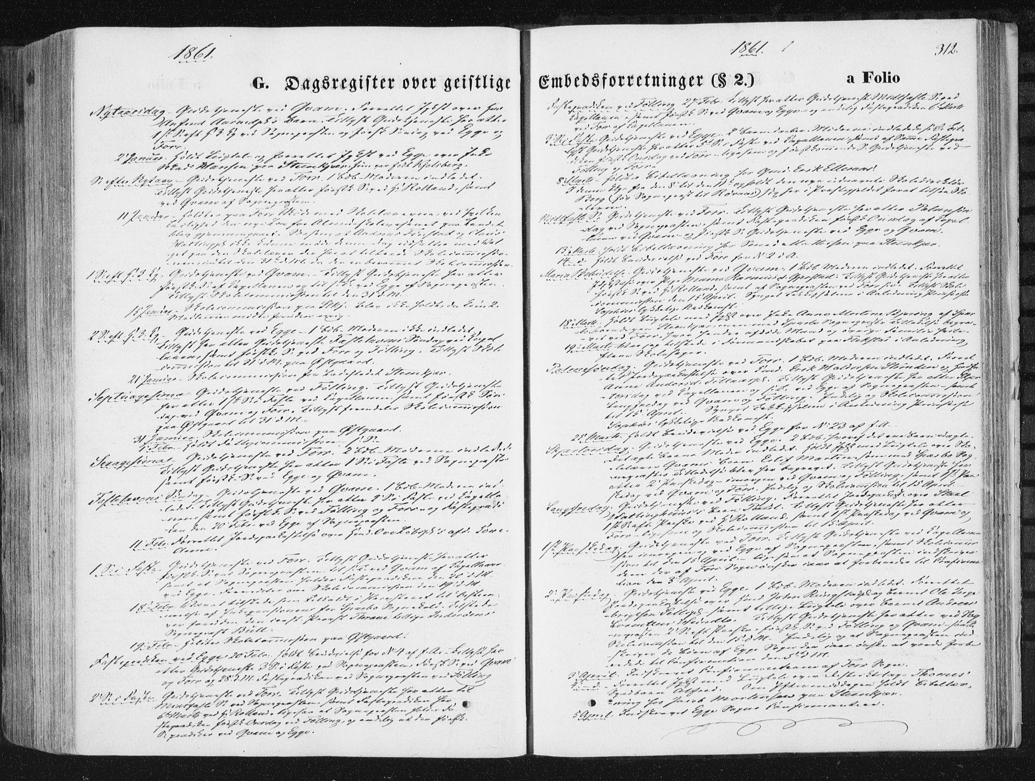 SAT, Ministerialprotokoller, klokkerbøker og fødselsregistre - Nord-Trøndelag, 746/L0447: Ministerialbok nr. 746A06, 1860-1877, s. 312