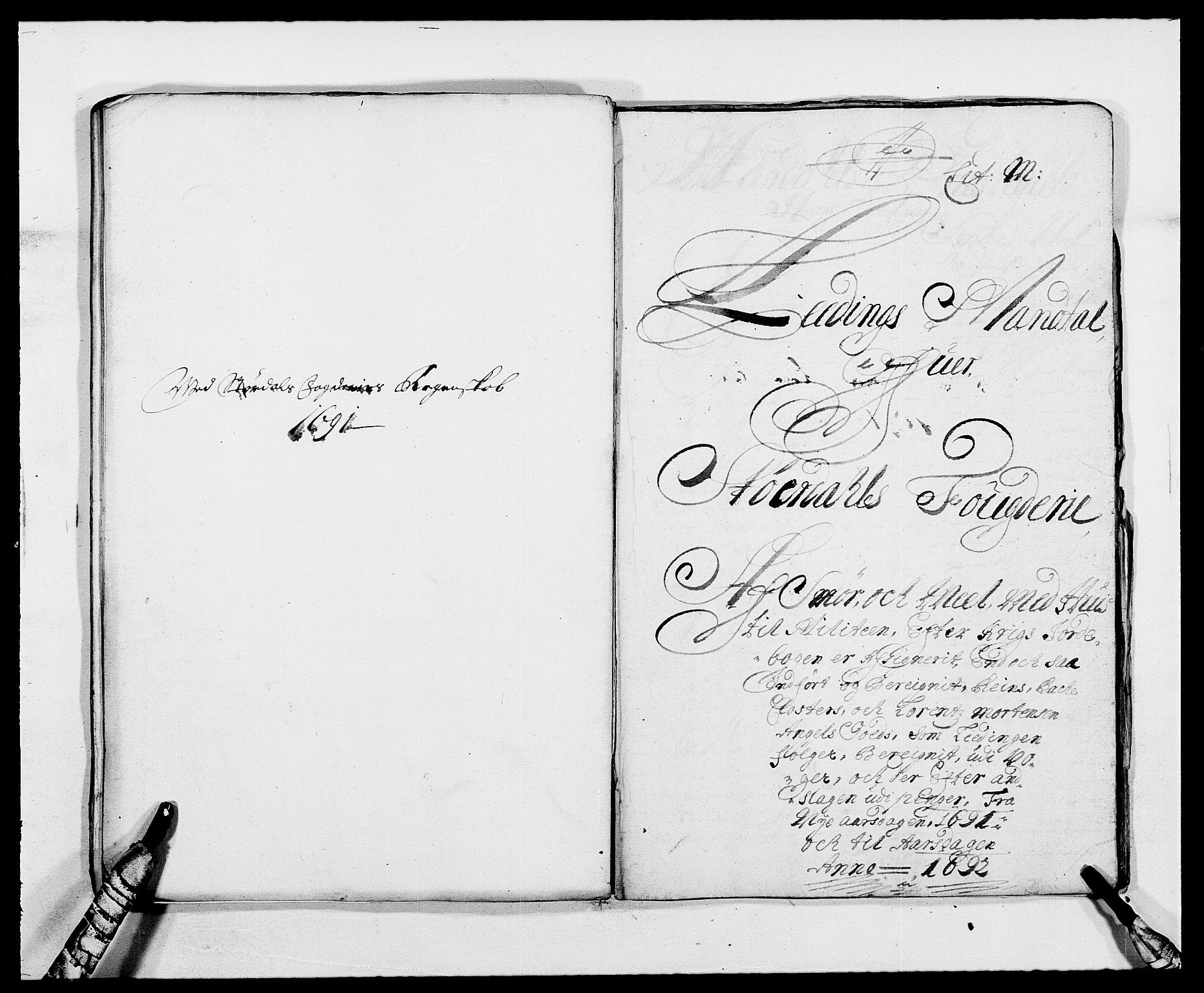 RA, Rentekammeret inntil 1814, Reviderte regnskaper, Fogderegnskap, R62/L4184: Fogderegnskap Stjørdal og Verdal, 1690-1691, s. 395