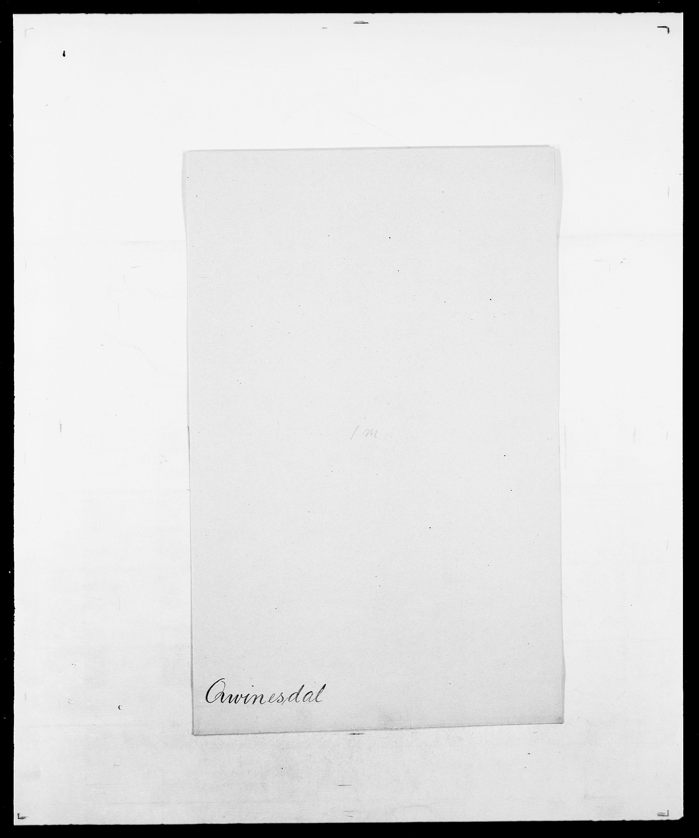 SAO, Delgobe, Charles Antoine - samling, D/Da/L0031: de Place - Raaum, s. 521
