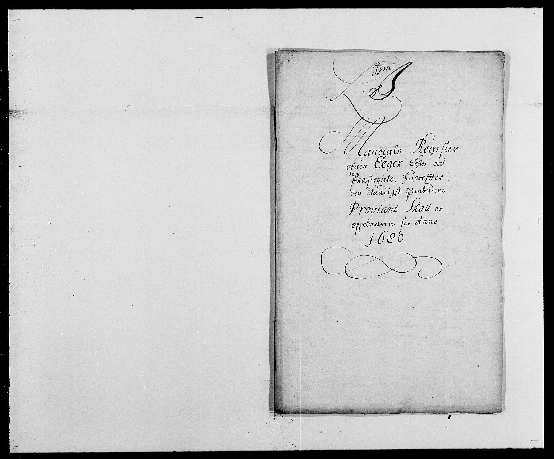 RA, Rentekammeret inntil 1814, Reviderte regnskaper, Fogderegnskap, R26/L1684: Fogderegnskap Eiker, 1679-1686, s. 134