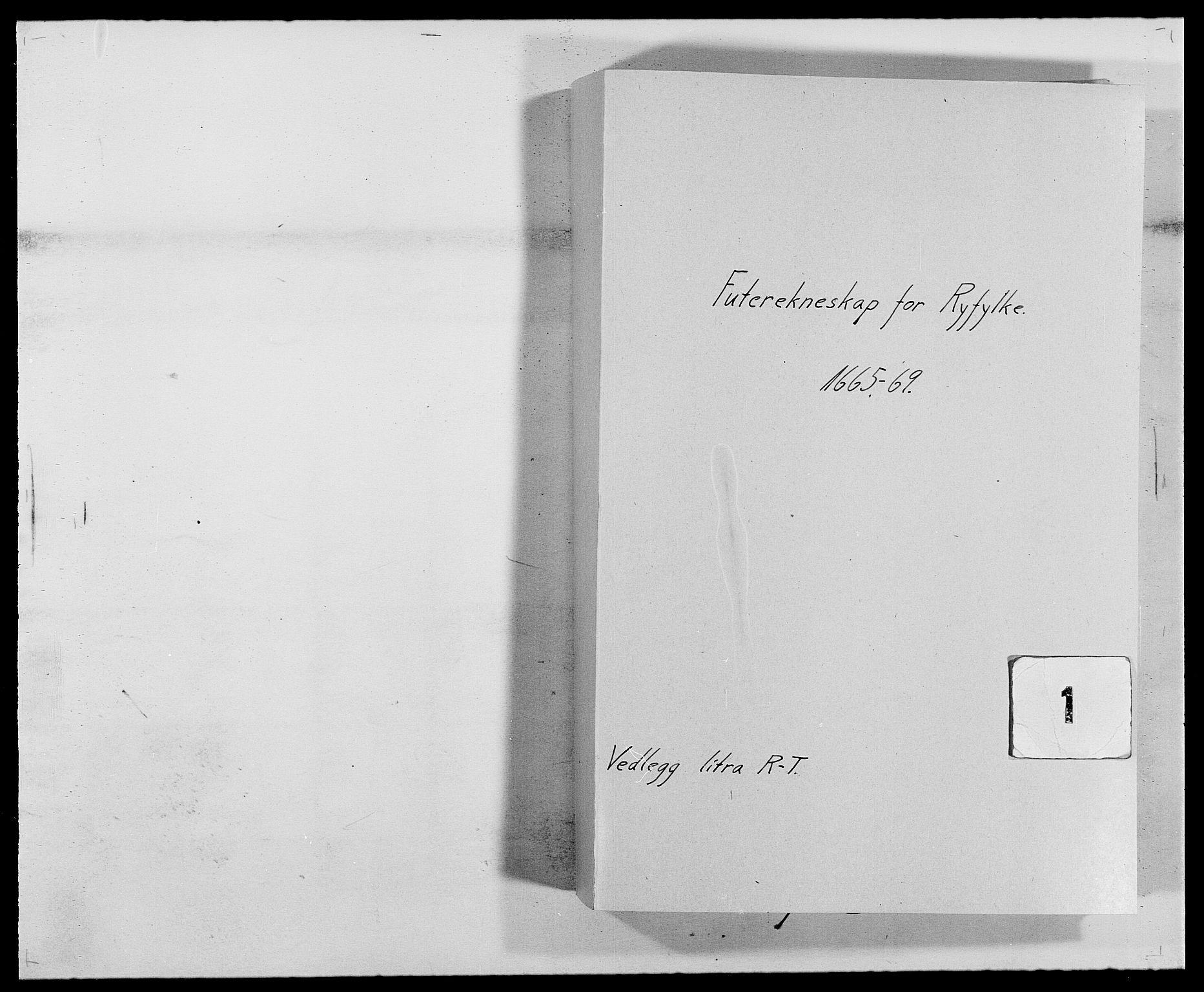 RA, Rentekammeret inntil 1814, Reviderte regnskaper, Fogderegnskap, R47/L2841: Fogderegnskap Ryfylke, 1665-1669, s. 138