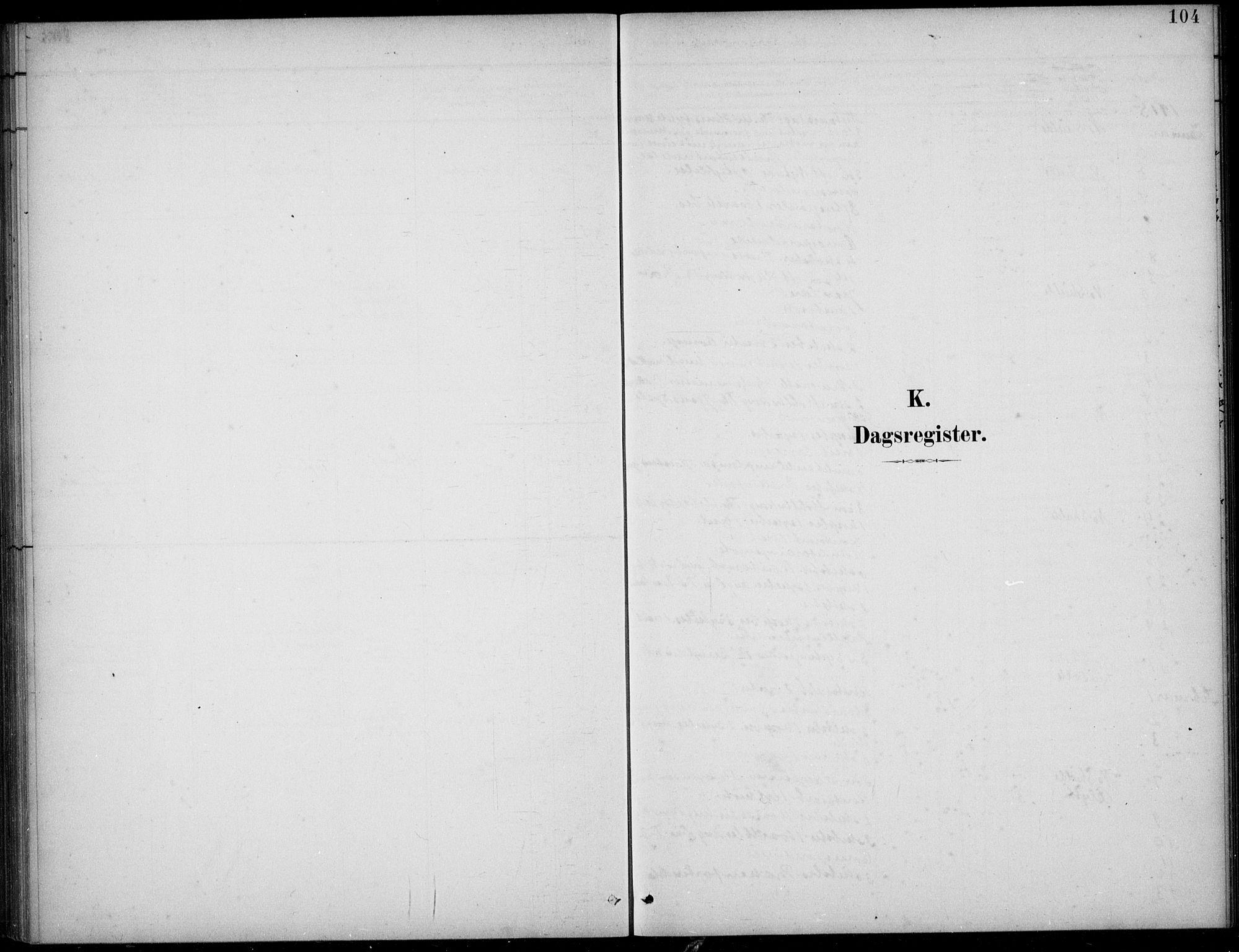SAB, Den norske sjømannsmisjon i utlandet/Tyne-havnene (North Shields og New Castle), H/Ha/L0002: Ministerialbok nr. A 2, 1883-1938, s. 104