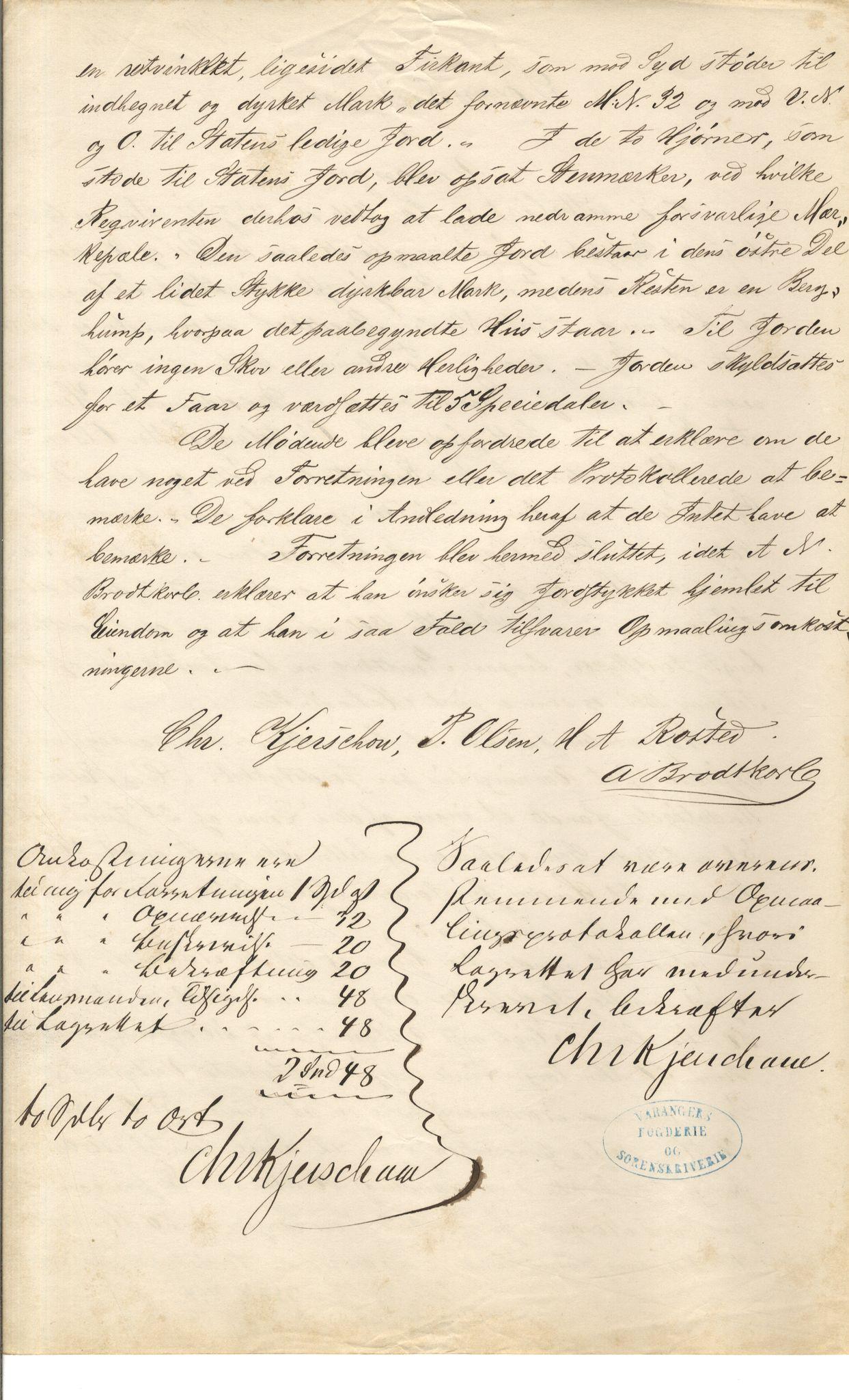 VAMU, Brodtkorb handel A/S, Q/Qb/L0003: Faste eiendommer i Vardø Herred, 1862-1939, s. 323