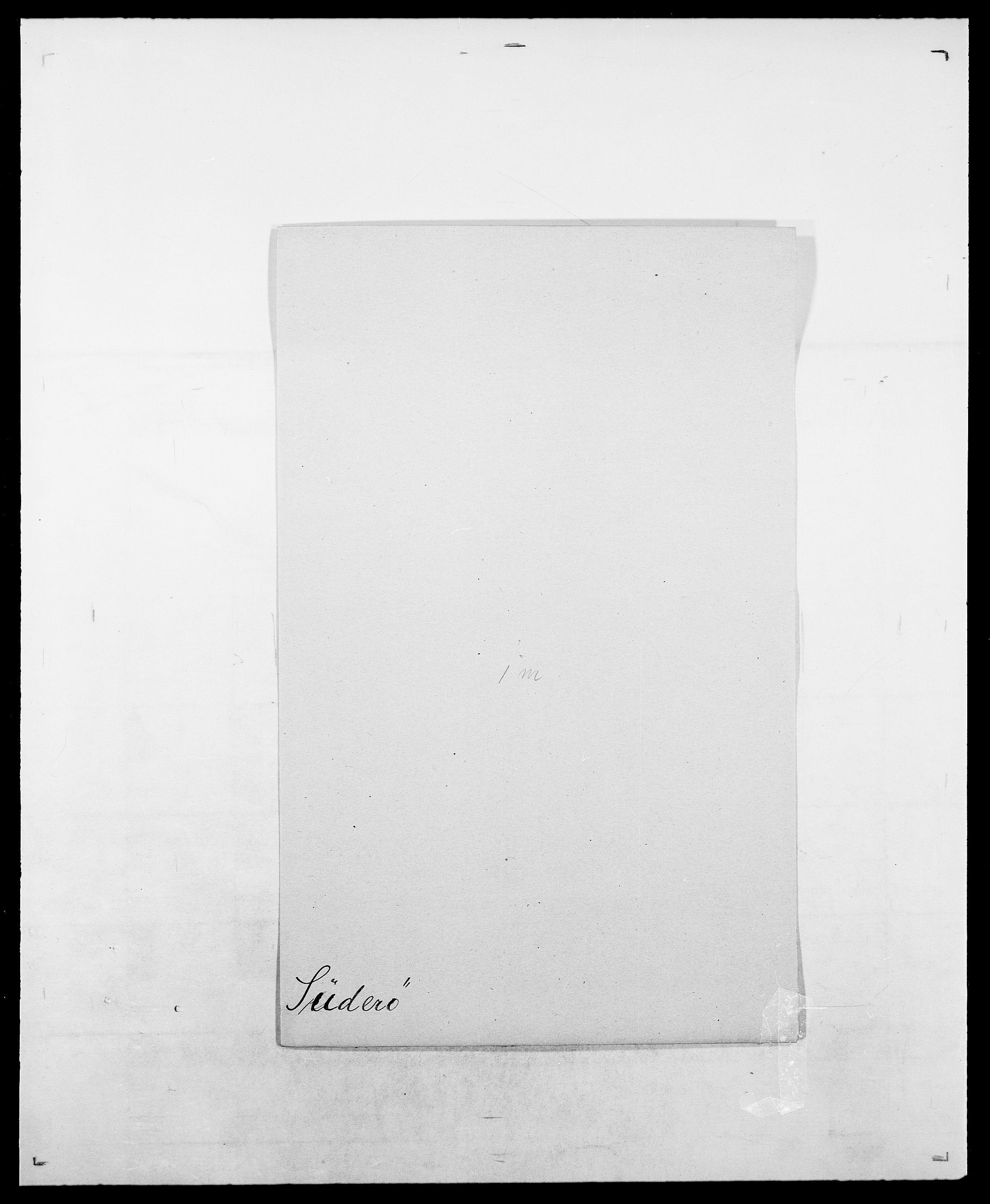 SAO, Delgobe, Charles Antoine - samling, D/Da/L0038: Svanenskjold - Thornsohn, s. 89