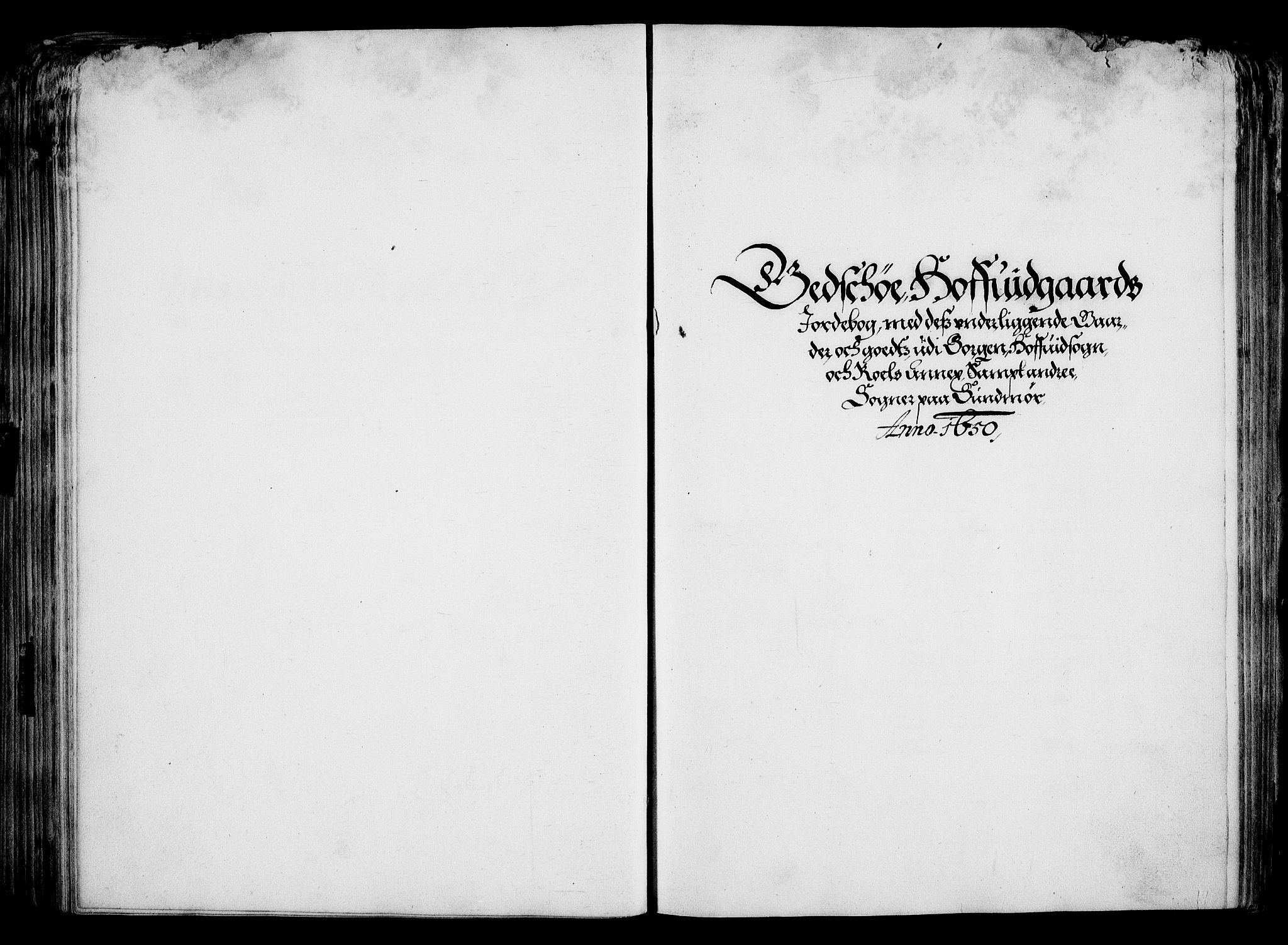 RA, Rentekammeret inntil 1814, Realistisk ordnet avdeling, On/L0001: Statens gods, 1651, s. 160