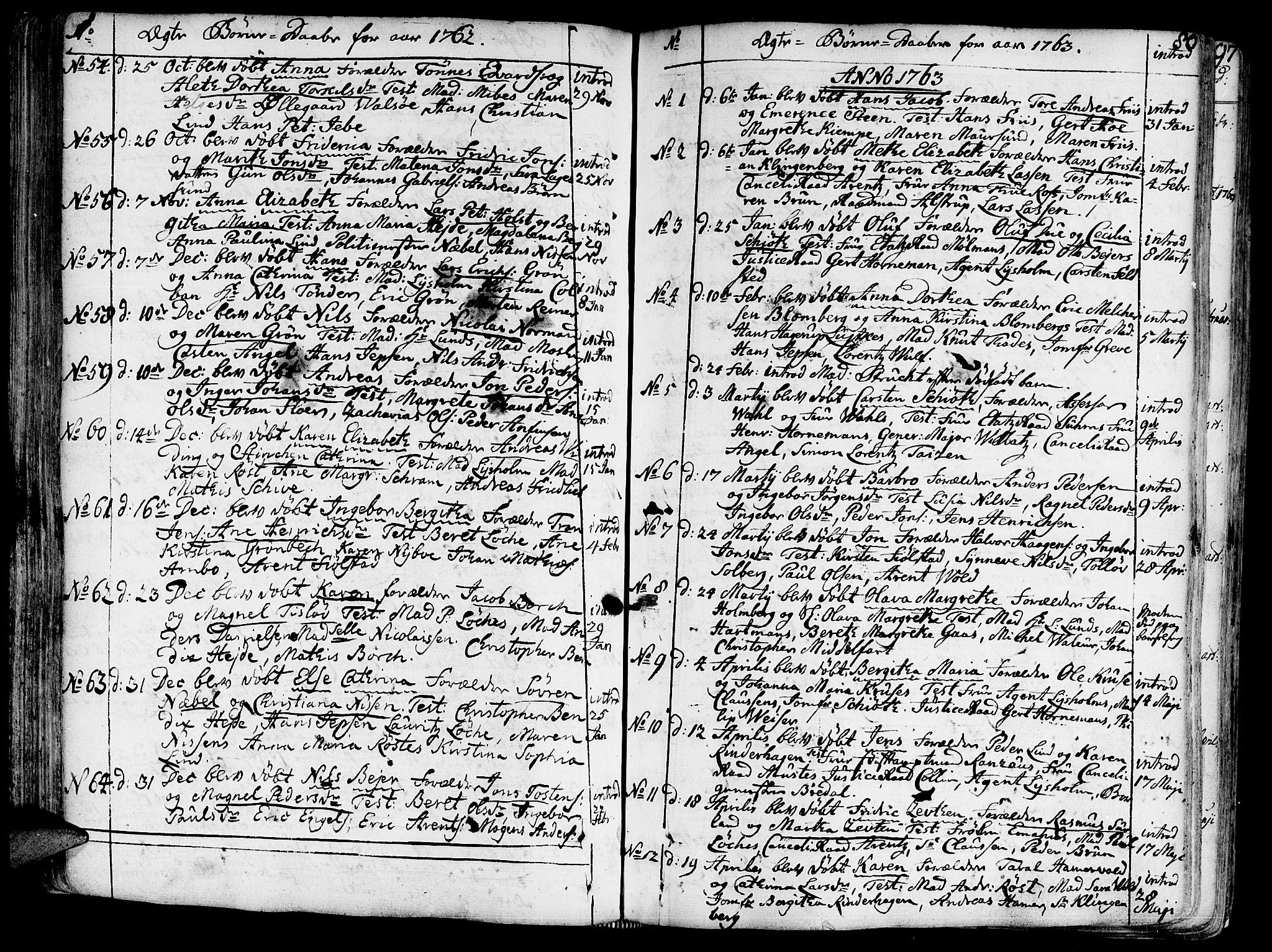 SAT, Ministerialprotokoller, klokkerbøker og fødselsregistre - Sør-Trøndelag, 602/L0103: Ministerialbok nr. 602A01, 1732-1774, s. 80