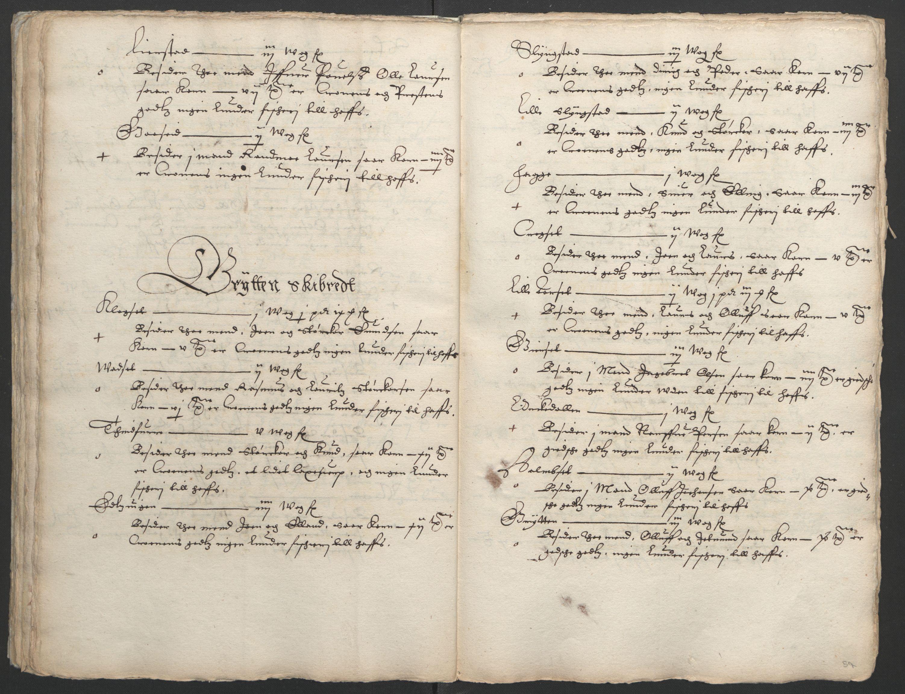 RA, Stattholderembetet 1572-1771, Ek/L0005: Jordebøker til utlikning av garnisonsskatt 1624-1626:, 1626, s. 198