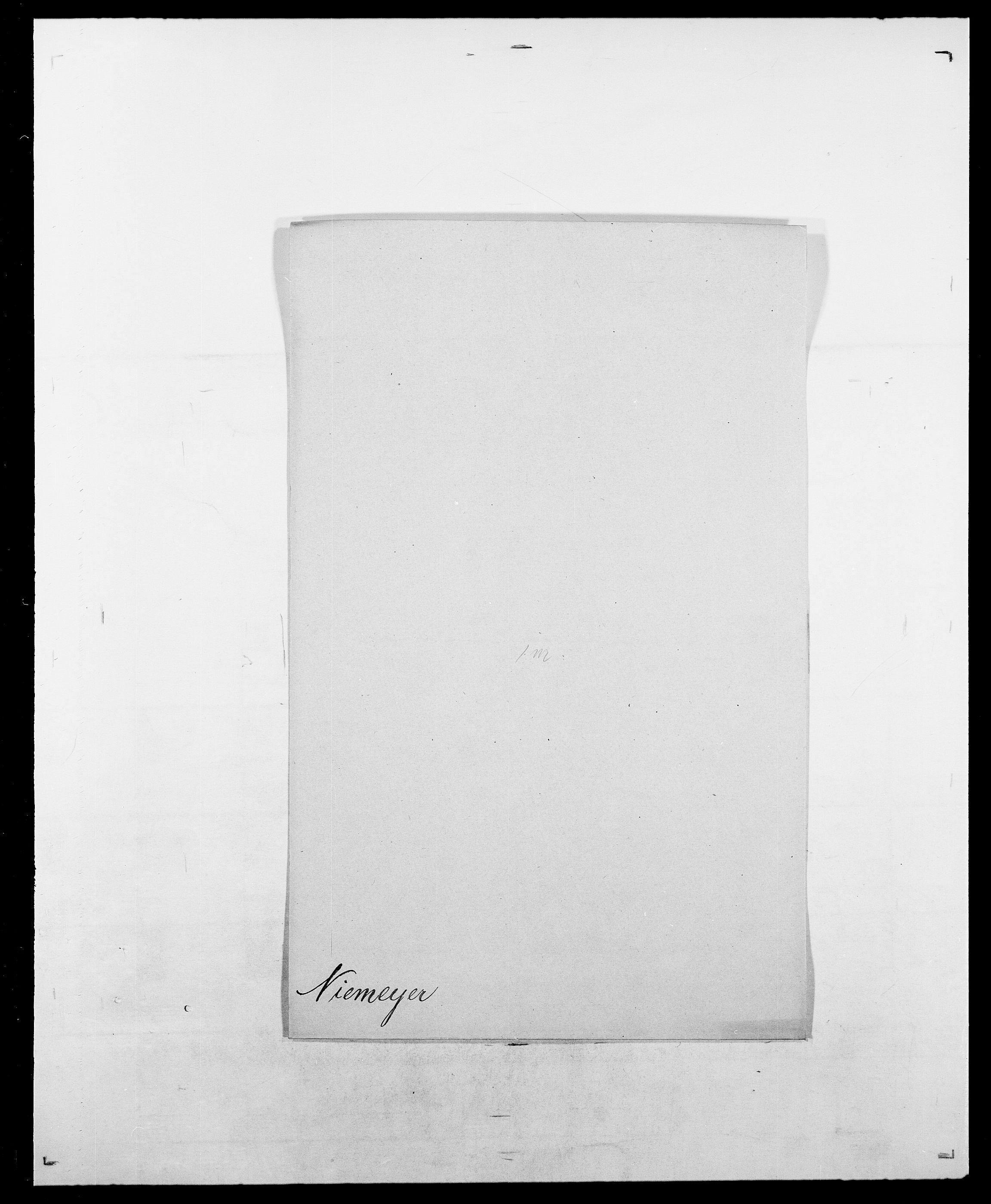SAO, Delgobe, Charles Antoine - samling, D/Da/L0028: Naaden - Nøvik, s. 309