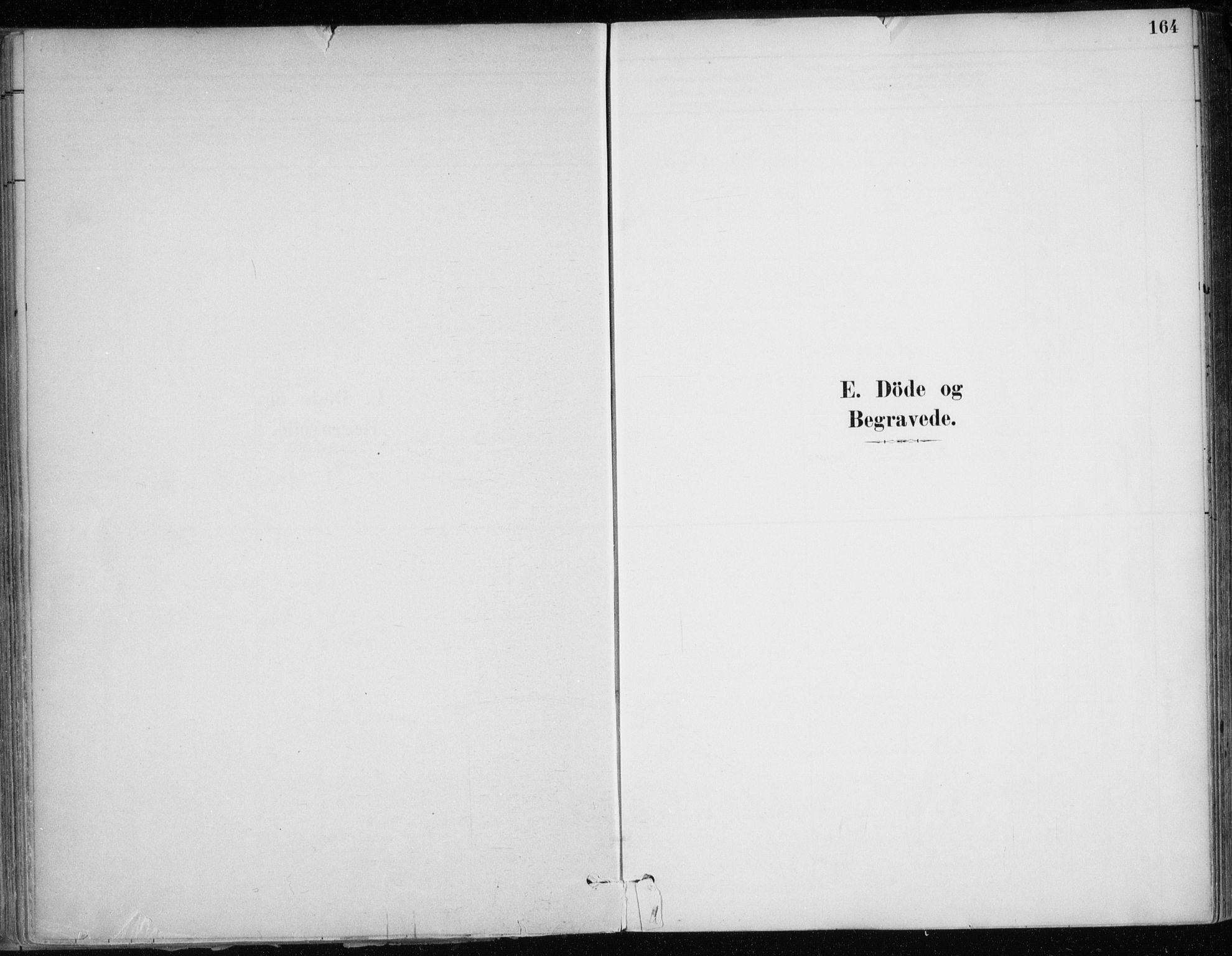 SATØ, Hammerfest sokneprestkontor, H/Ha/L0013.kirke: Ministerialbok nr. 13, 1898-1917, s. 164