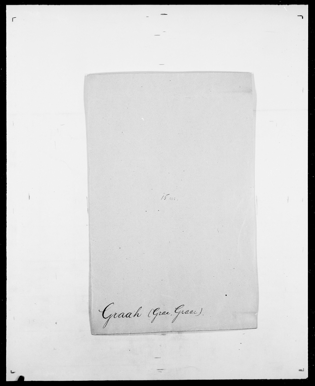 SAO, Delgobe, Charles Antoine - samling, D/Da/L0014: Giebdhausen - Grip, s. 422