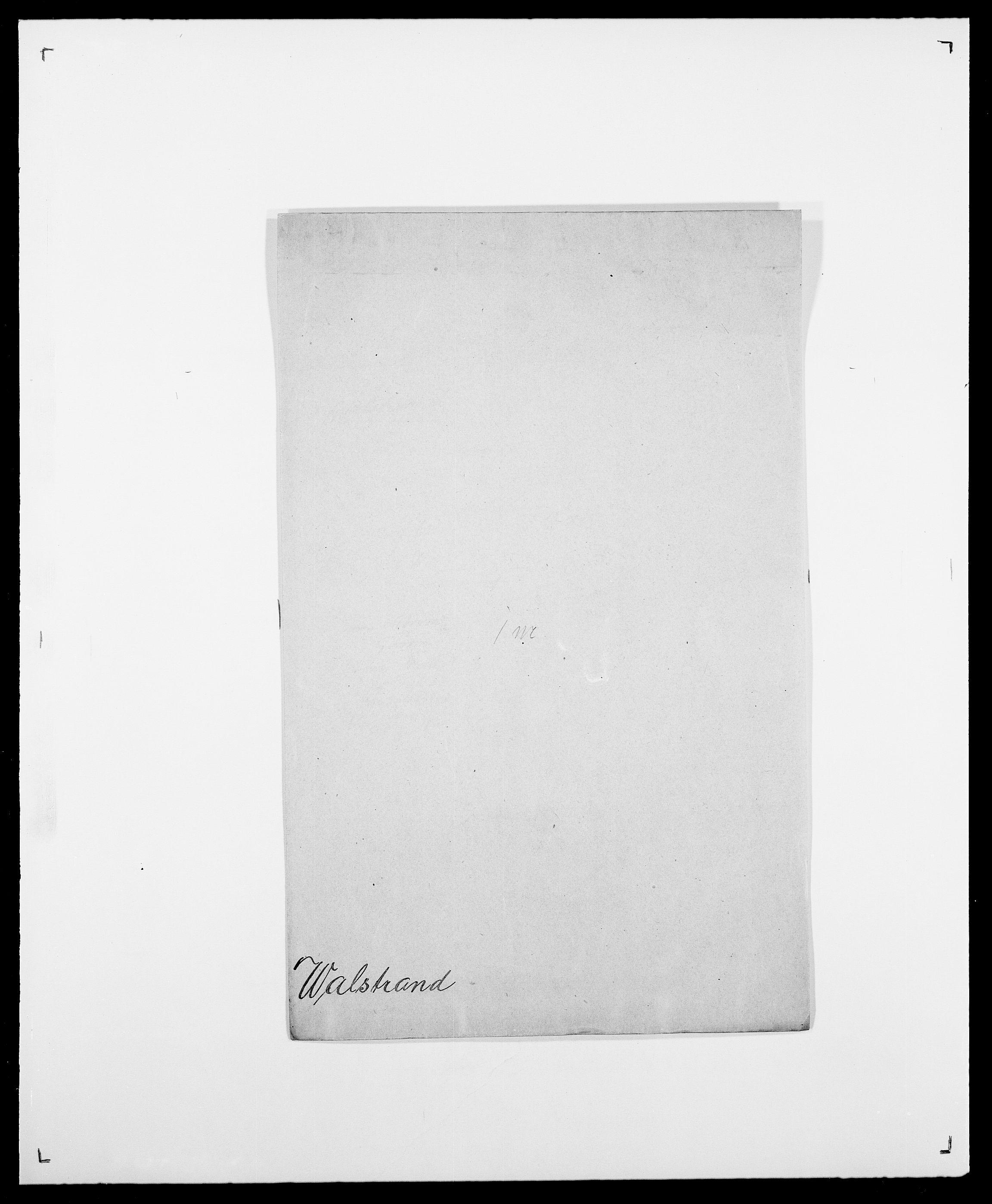 SAO, Delgobe, Charles Antoine - samling, D/Da/L0040: Usgaard - Velund, s. 223