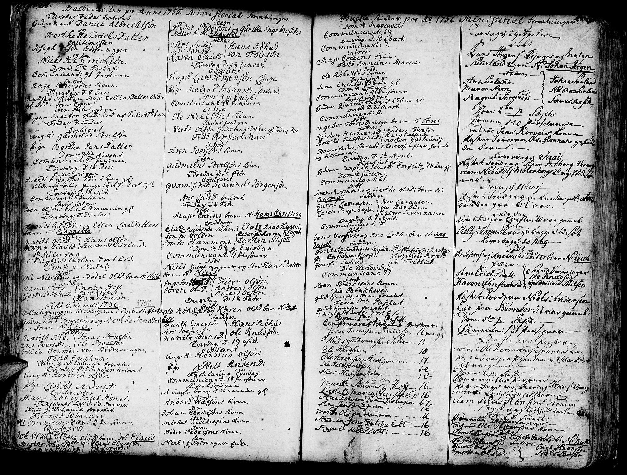 SAT, Ministerialprotokoller, klokkerbøker og fødselsregistre - Sør-Trøndelag, 606/L0276: Ministerialbok nr. 606A01 /2, 1727-1779, s. 118-119