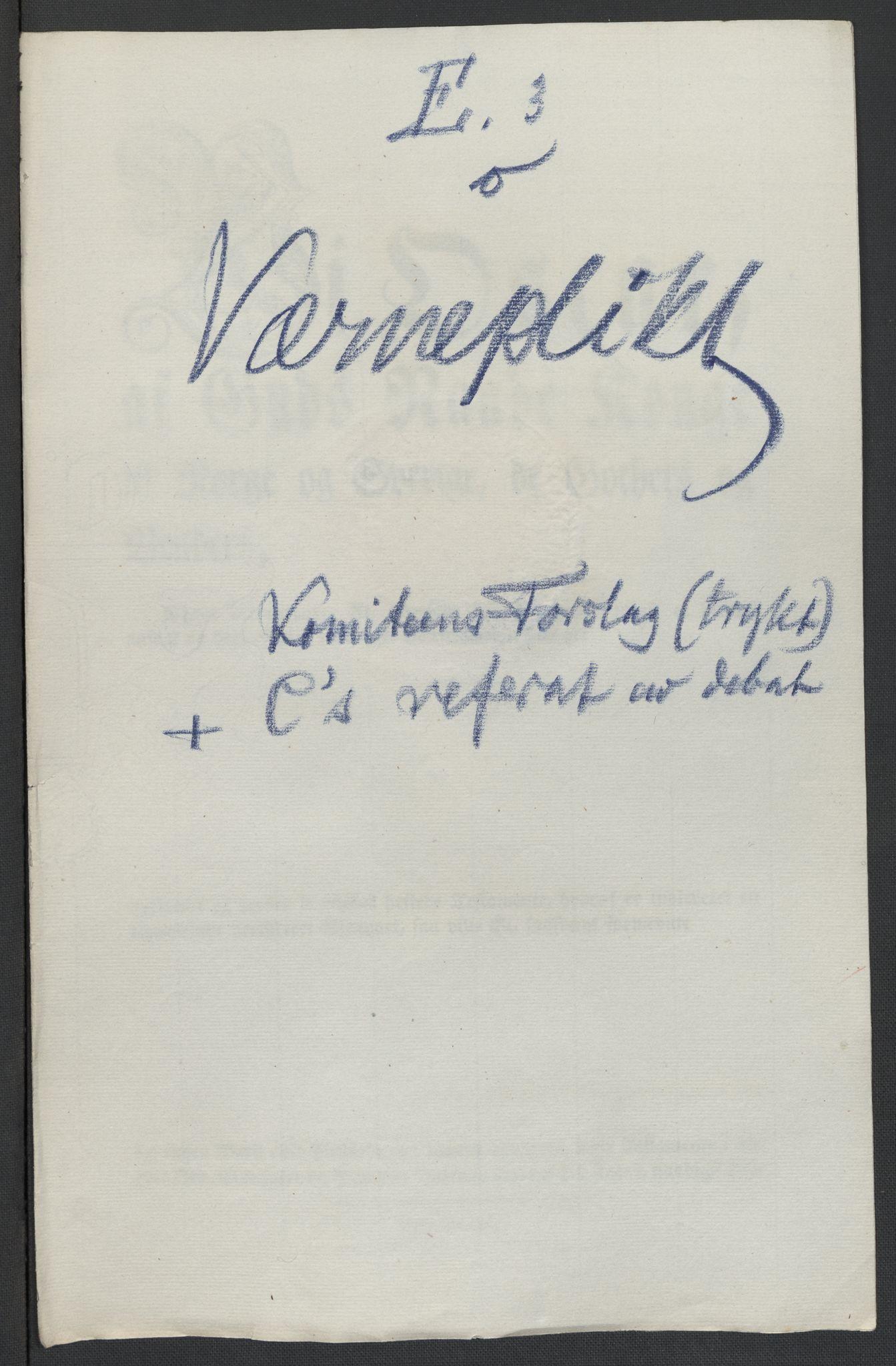 RA, Christie, Wilhelm Frimann Koren, F/L0005, 1815-1816, s. 277
