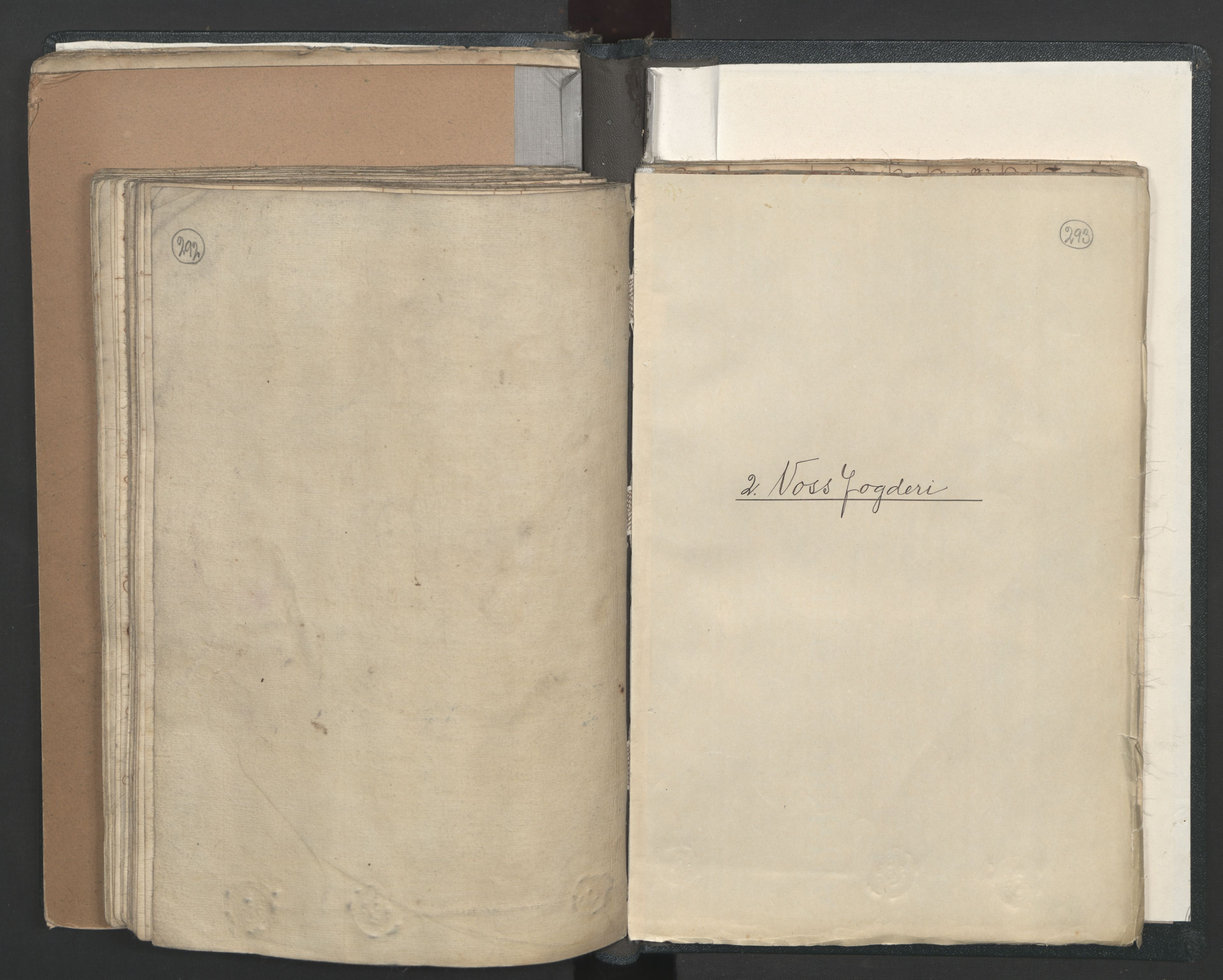RA, Manntallet 1701, nr. 7: Nordhordland og Voss fogderi, 1701, s. 292-293