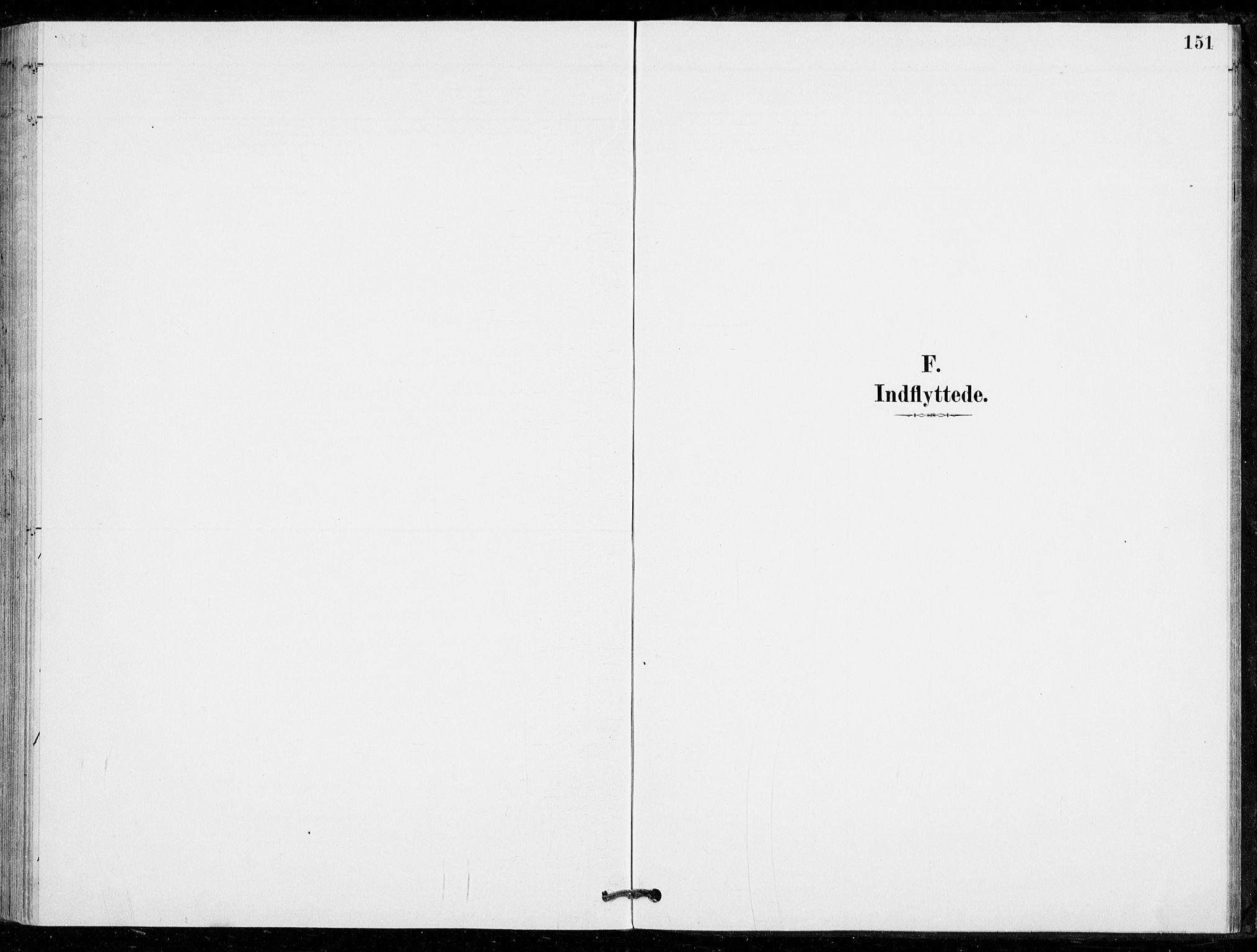 SAKO, Nore kirkebøker, G/Gc/L0003: Klokkerbok nr. III 3, 1881-1941, s. 151