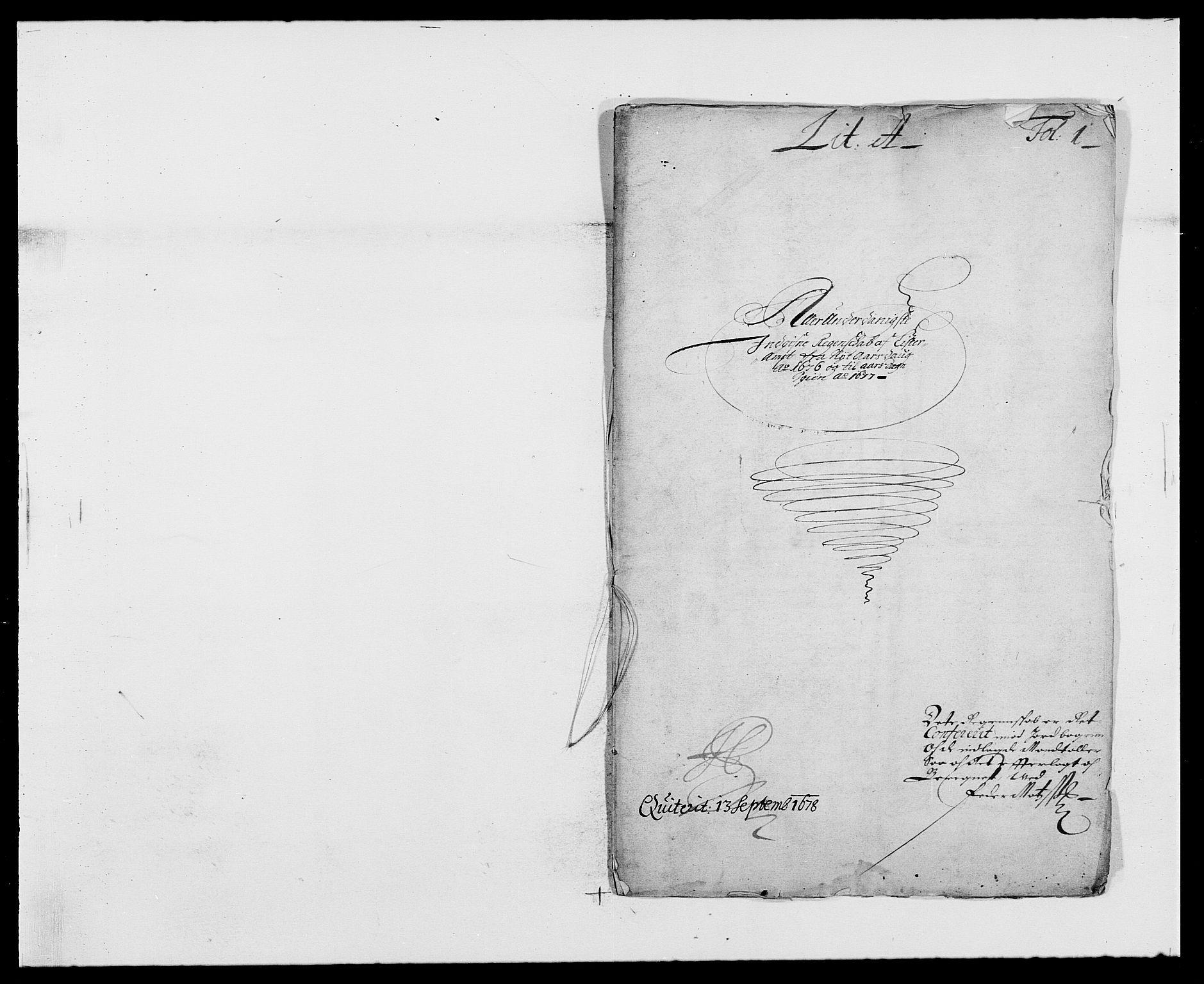 RA, Rentekammeret inntil 1814, Reviderte regnskaper, Fogderegnskap, R41/L2529: Fogderegnskap Lista, 1675-1676, s. 114