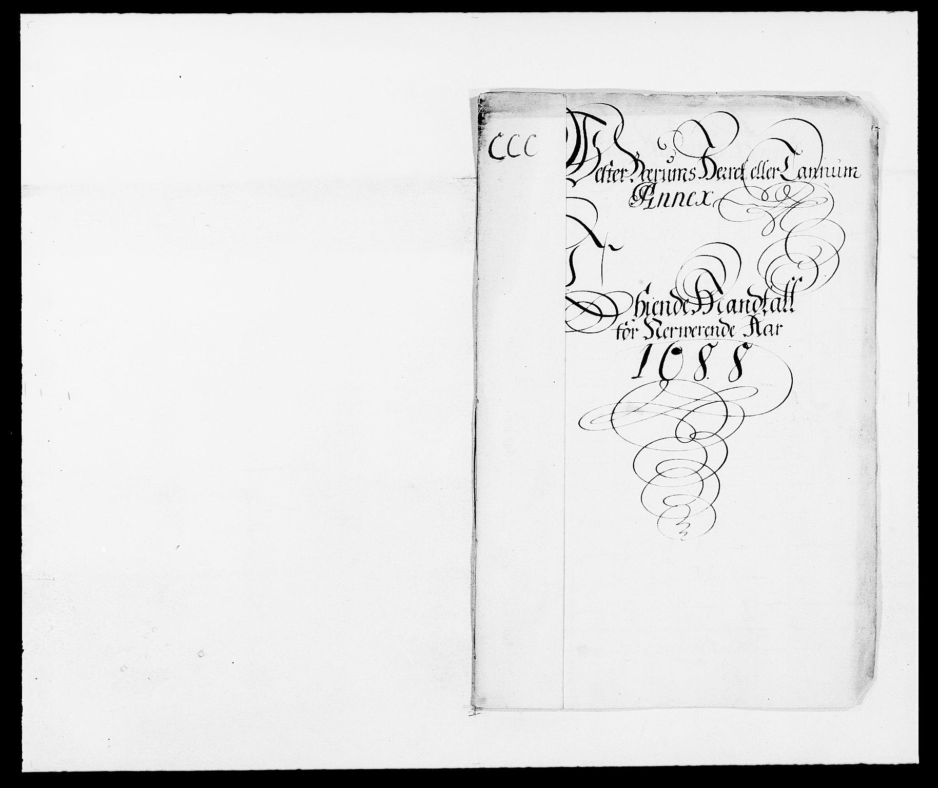 RA, Rentekammeret inntil 1814, Reviderte regnskaper, Fogderegnskap, R08/L0422: Fogderegnskap Aker, 1684-1686, s. 277
