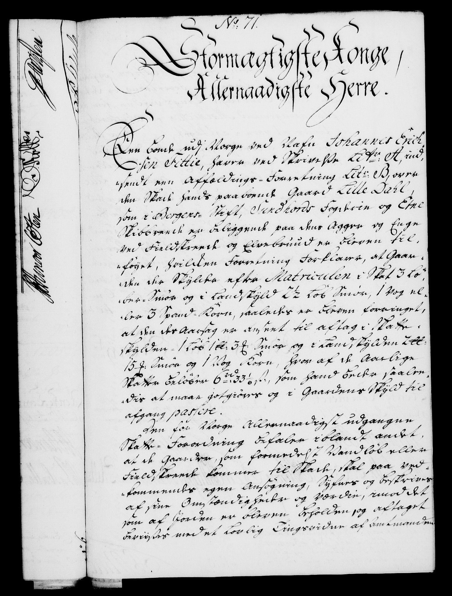 RA, Rentekammeret, Kammerkanselliet, G/Gf/Gfa/L0027: Norsk relasjons- og resolusjonsprotokoll (merket RK 52.27), 1744, s. 476