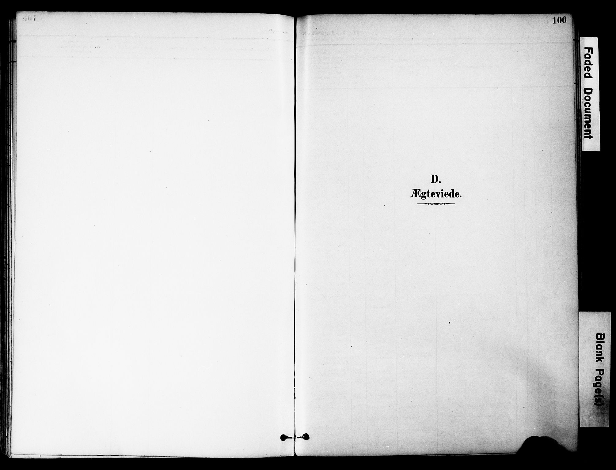 SAH, Brandbu prestekontor, Klokkerbok nr. 6, 1893-1902, s. 106