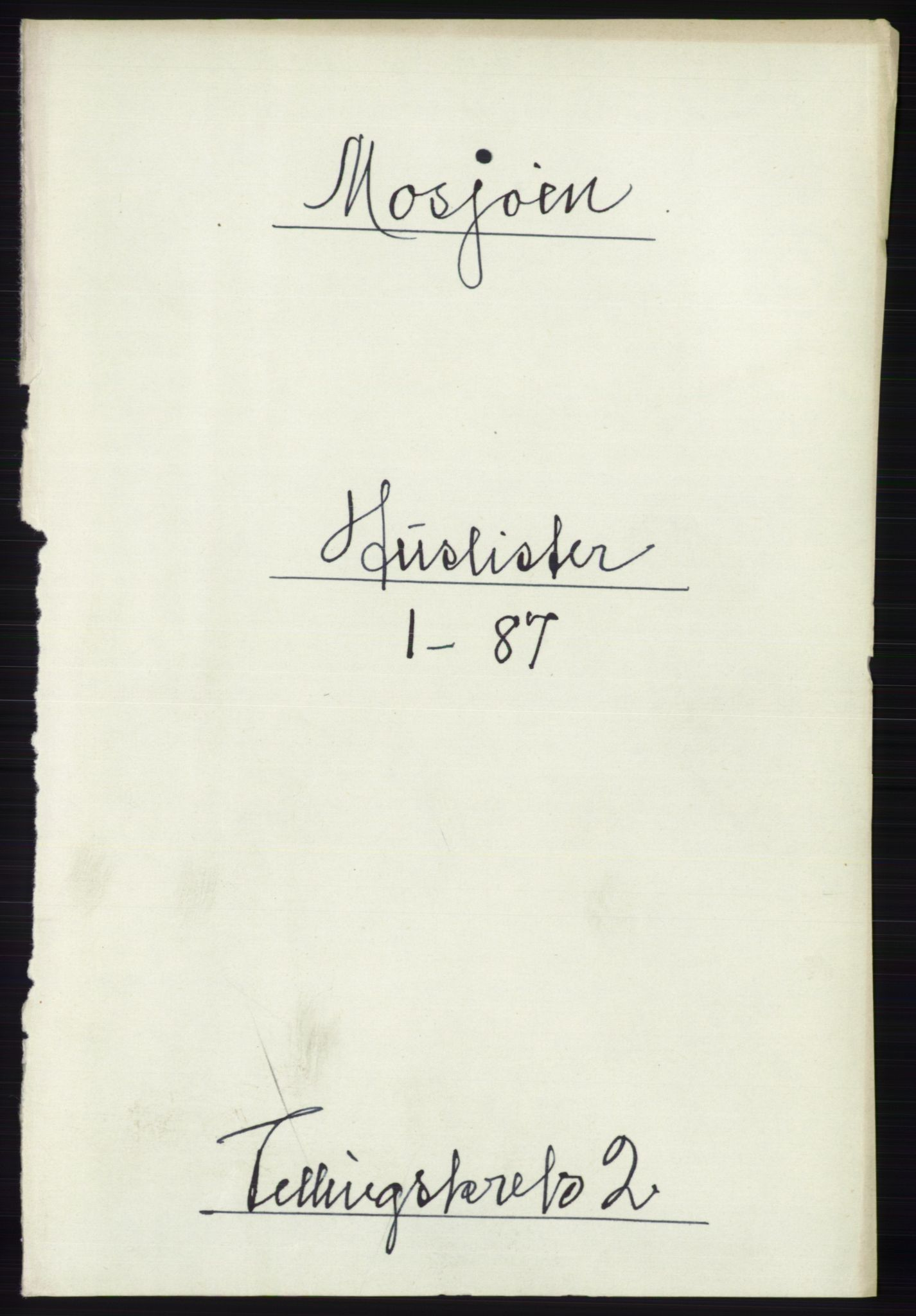 RA, Folketelling 1891 for 1802 Mosjøen ladested, 1891, s. 574