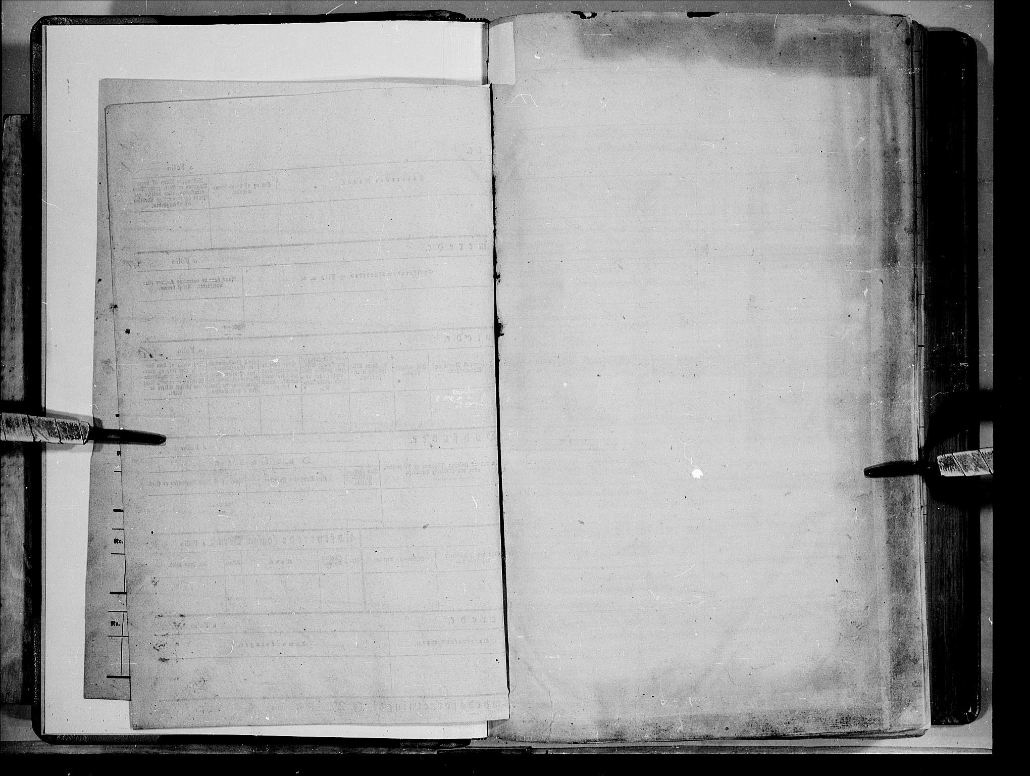 SAH, Lom prestekontor, K/L0006: Ministerialbok nr. 6A, 1837-1863, s. 1