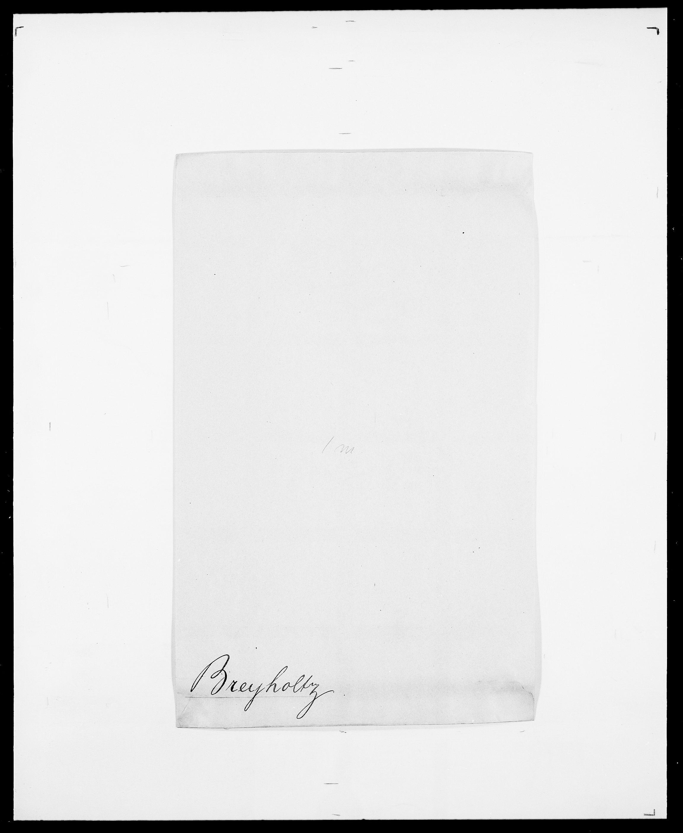 SAO, Delgobe, Charles Antoine - samling, D/Da/L0006: Brambani - Brønø, s. 345