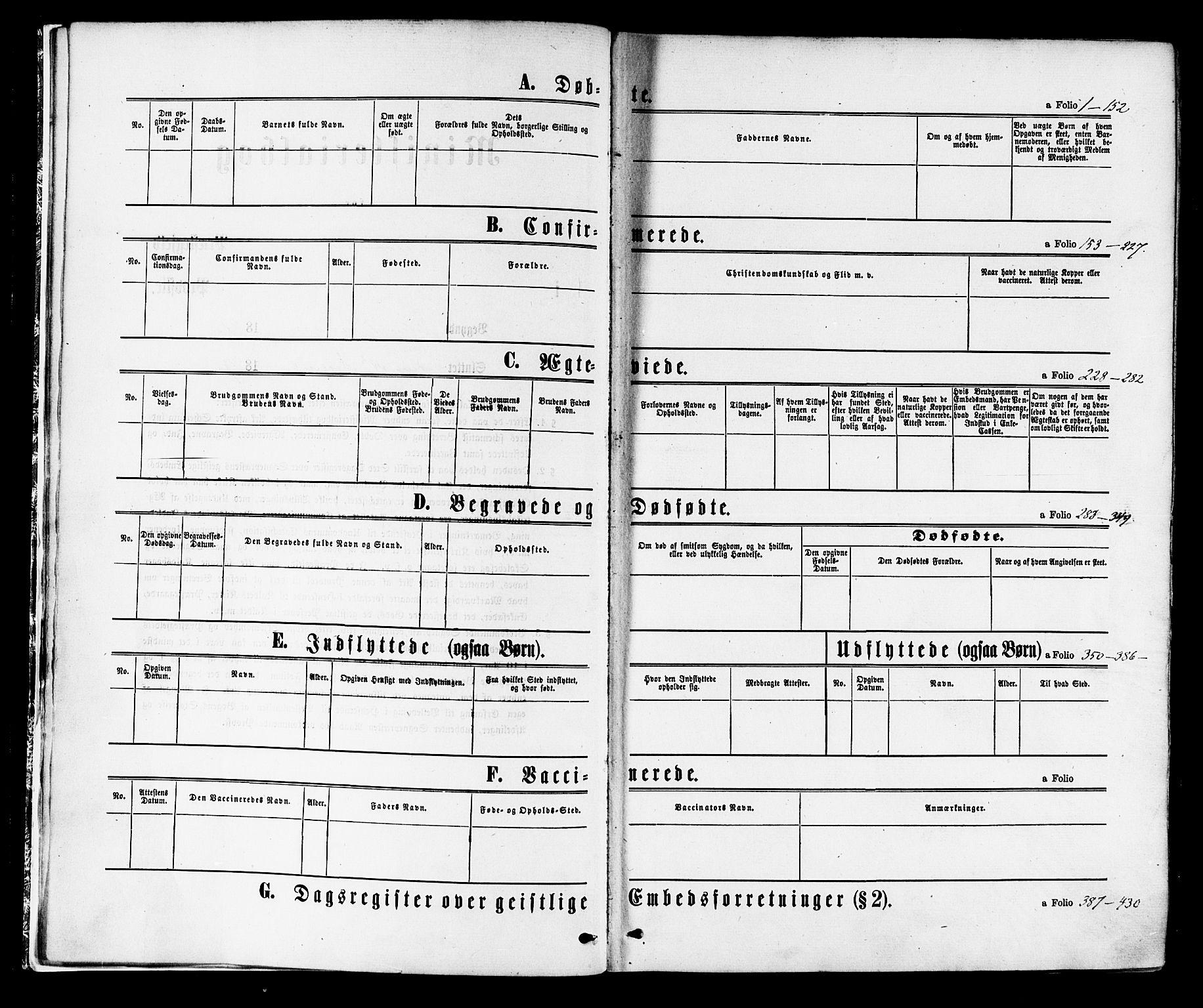 SAT, Ministerialprotokoller, klokkerbøker og fødselsregistre - Nord-Trøndelag, 709/L0076: Ministerialbok nr. 709A16, 1871-1879