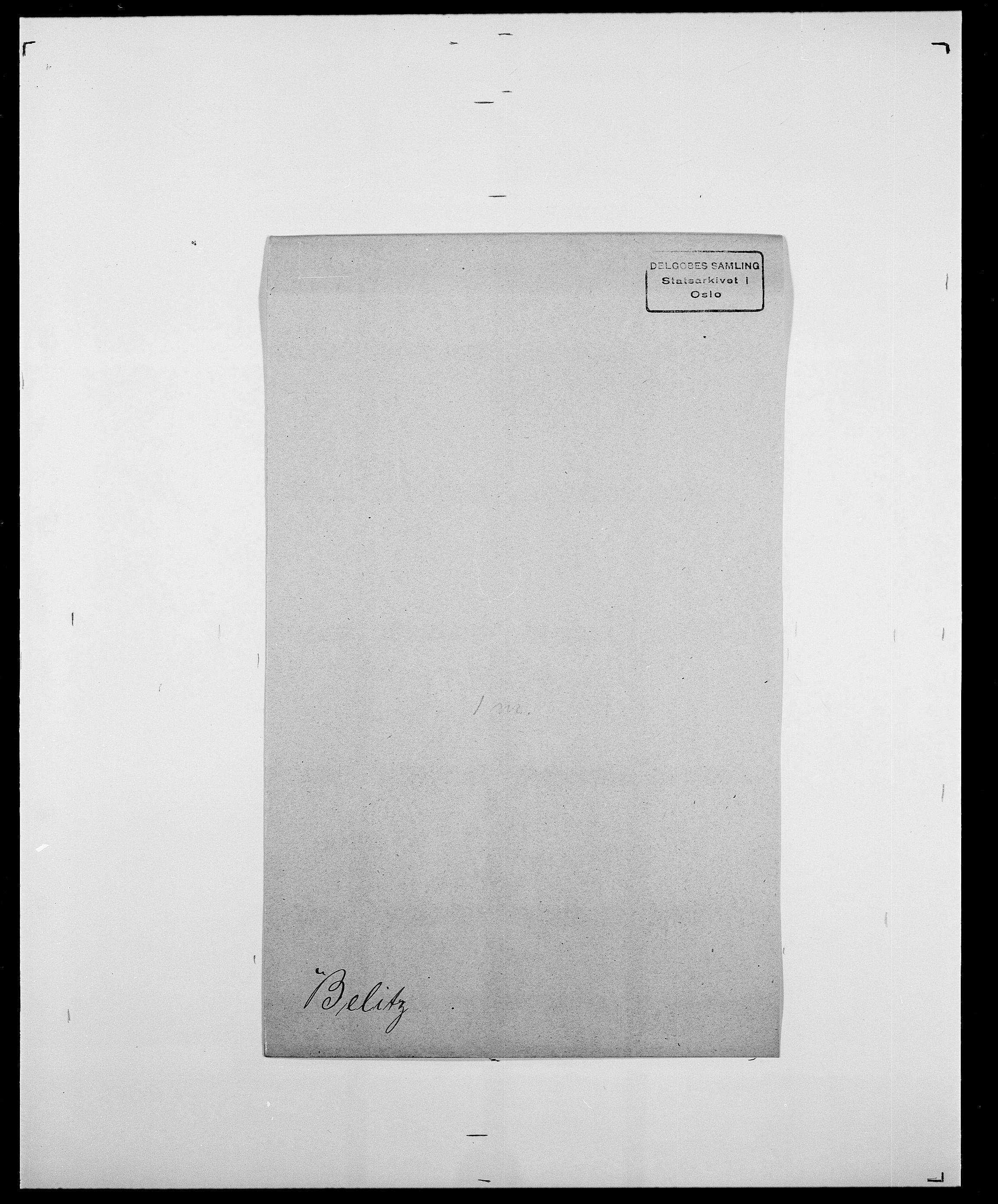 SAO, Delgobe, Charles Antoine - samling, D/Da/L0003: Barca - Bergen, s. 717