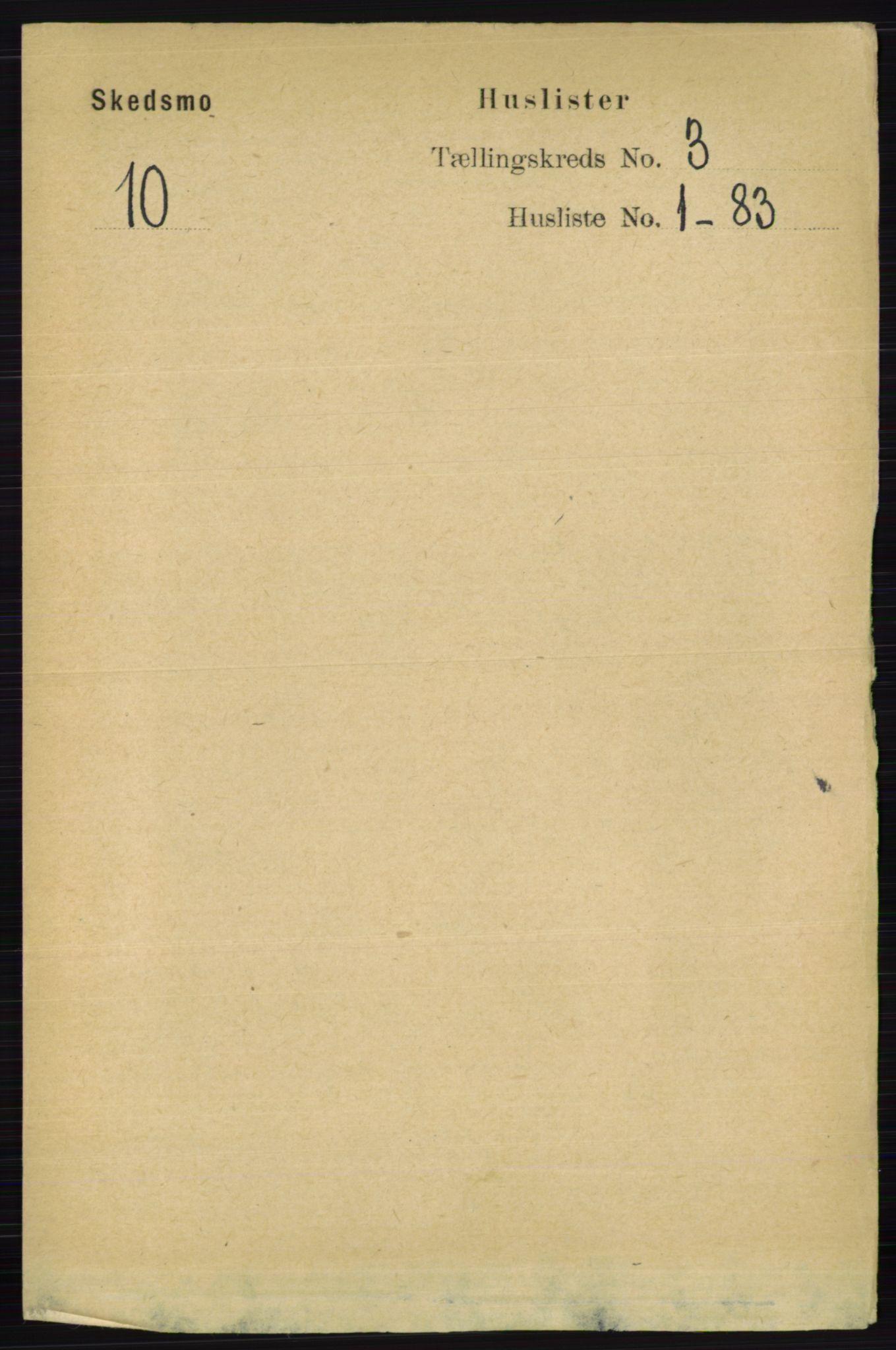 RA, Folketelling 1891 for 0231 Skedsmo herred, 1891, s. 1218